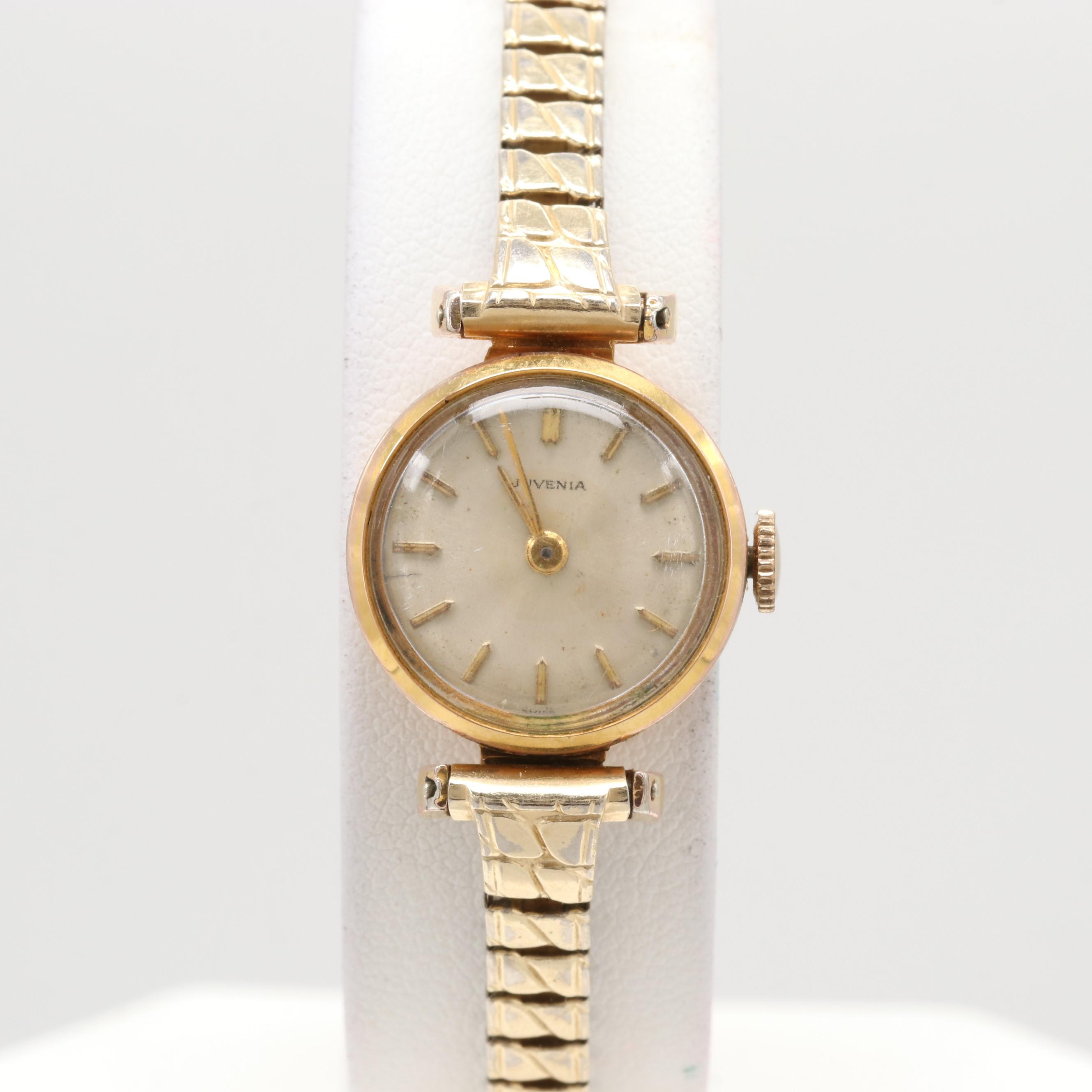Vintage Juvenia Stem Wind Wristwatch