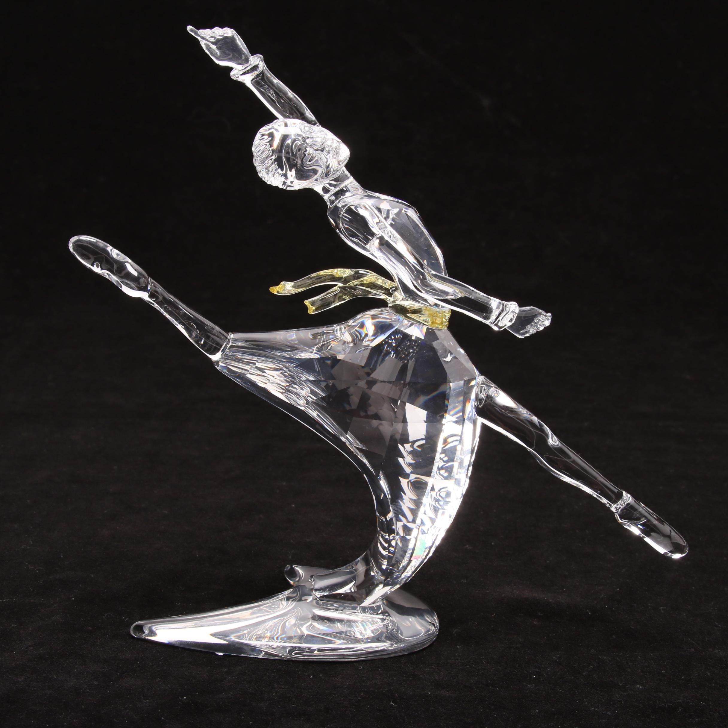 "Swarovski Crystal ""Anna"" Figurine from the Magic of Dance Series"