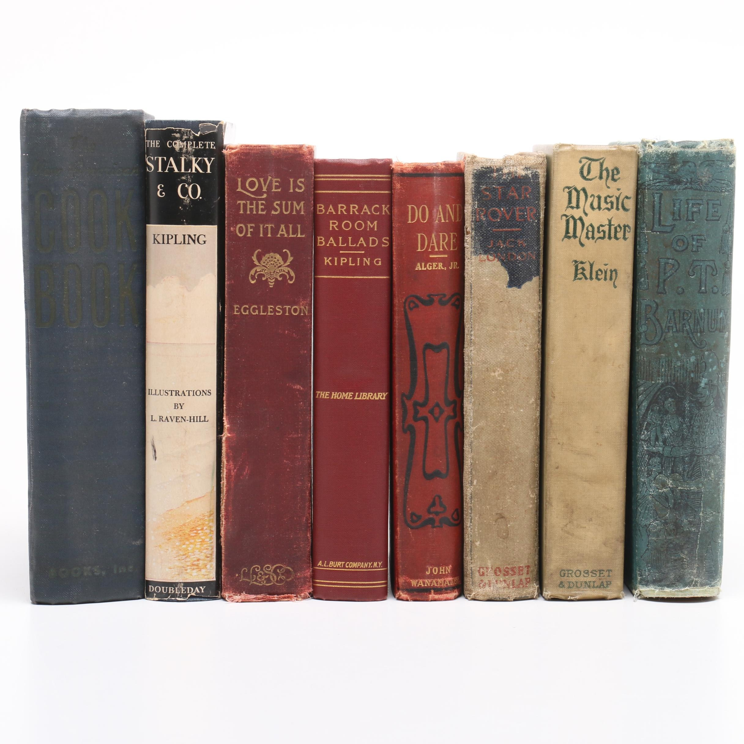 Vintage Collection of Books