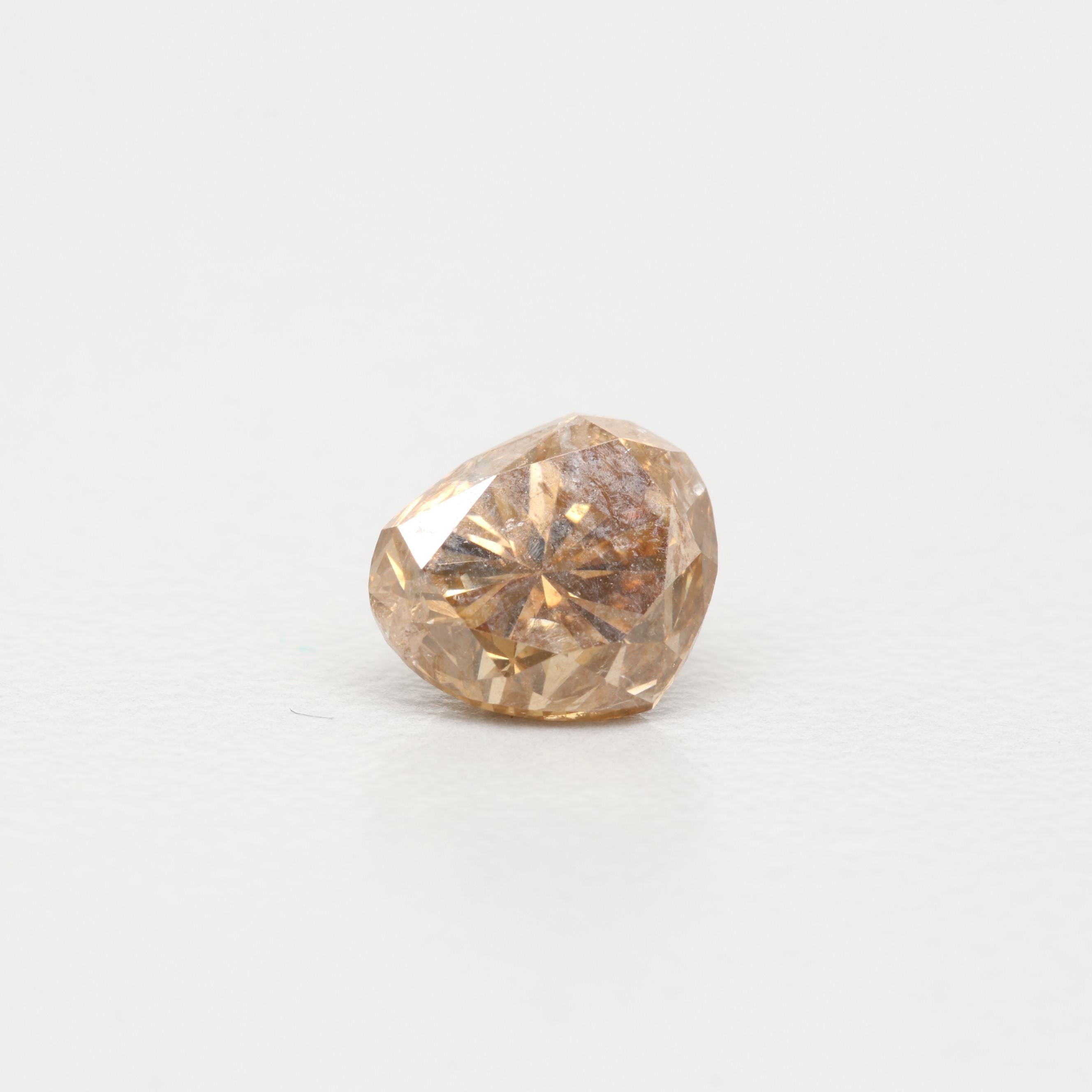 Loose 1.69 CT Diamond