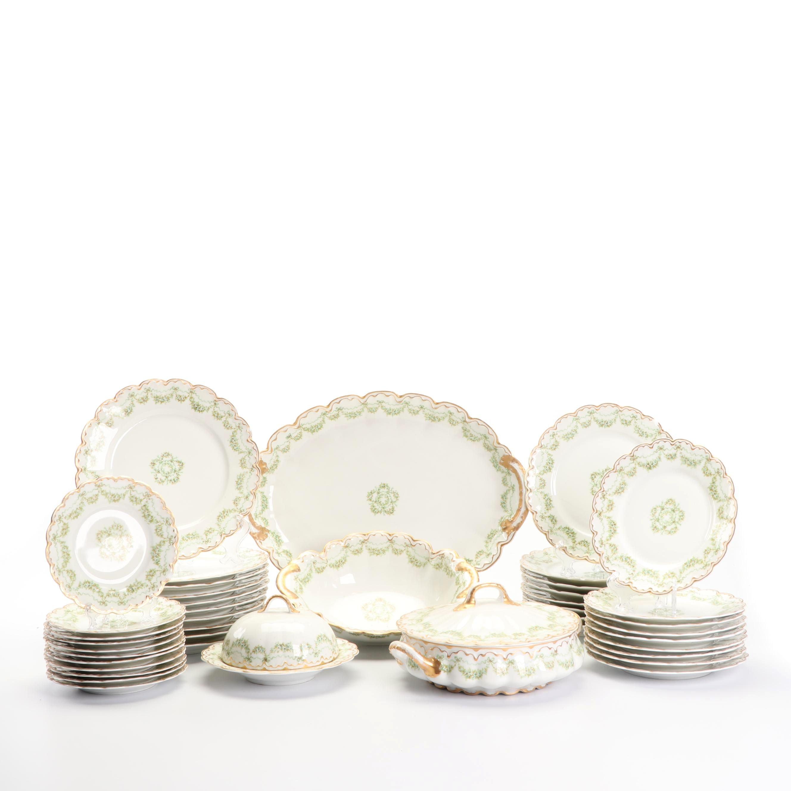 Haviland Limoges Porcelain Dinnerware