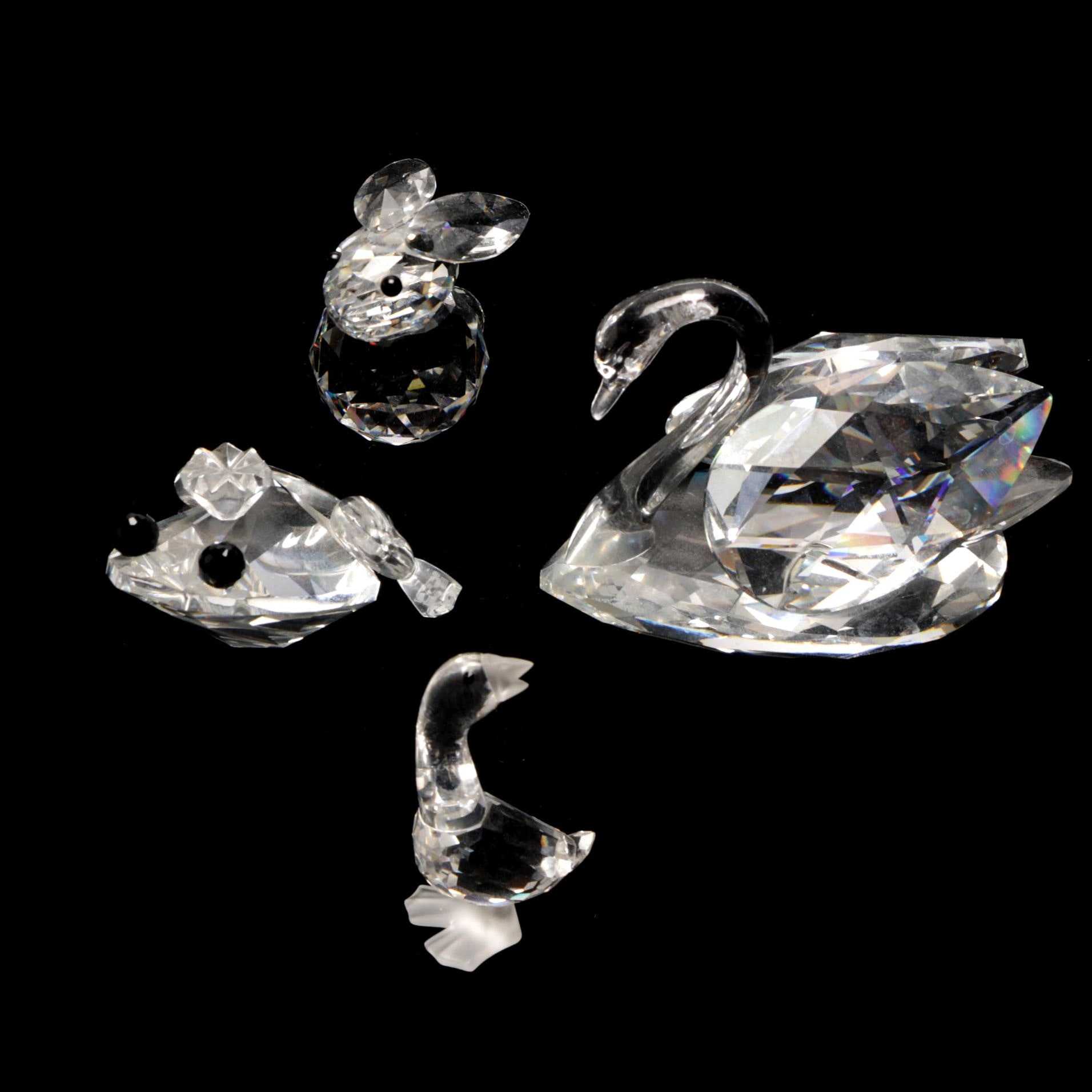 Swarovski Crystal Figurines