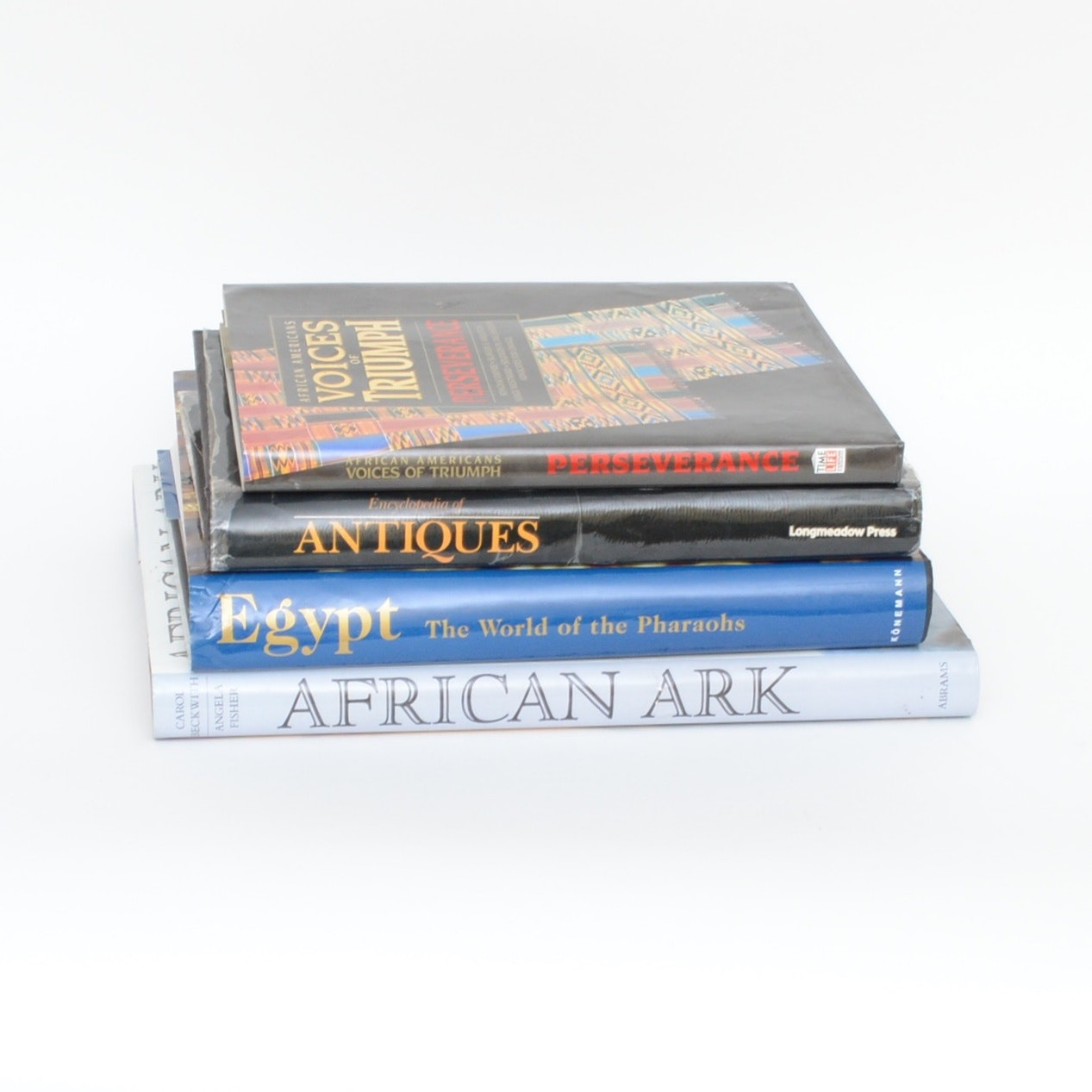 Grouping of Coffee Table Books