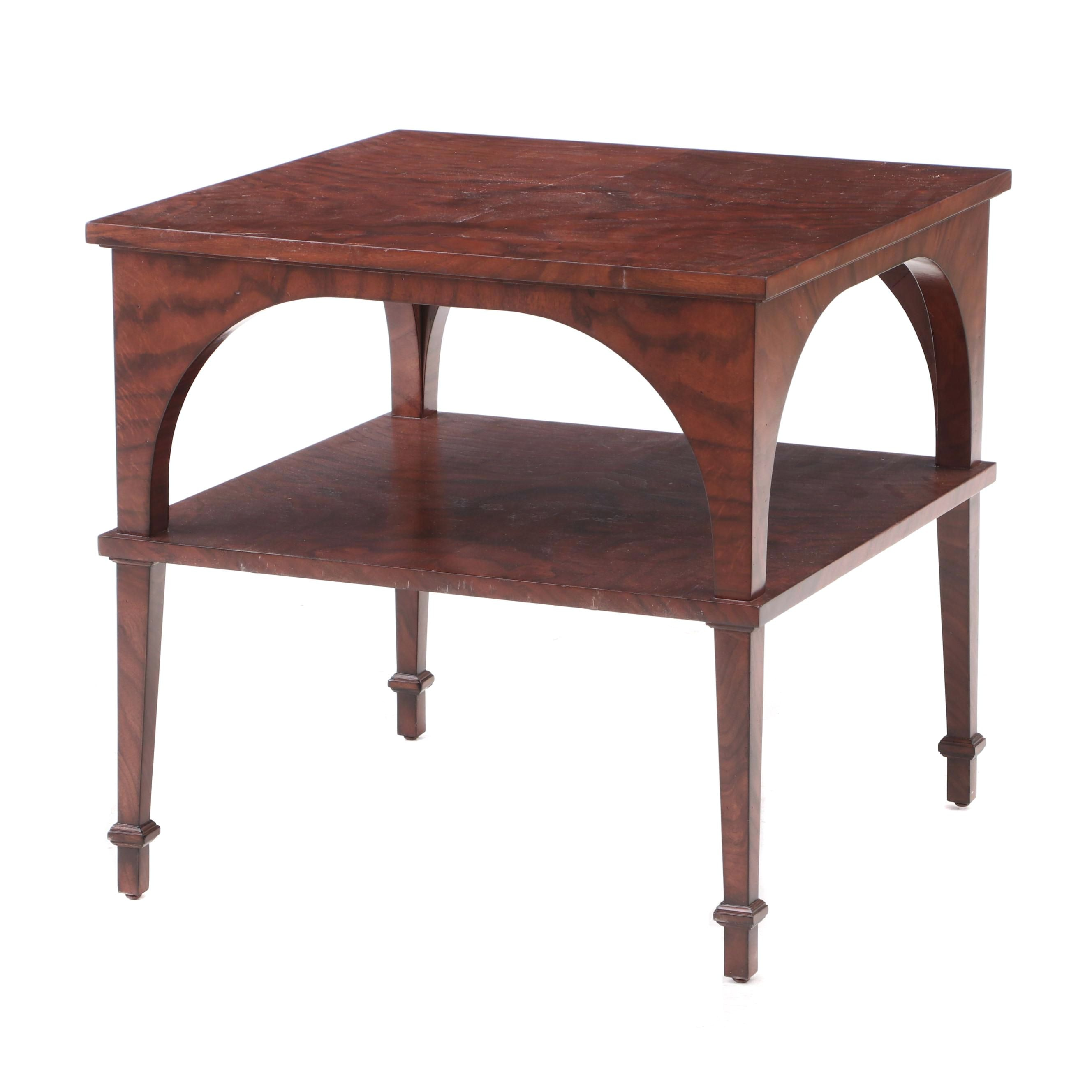 End Table by Modern History