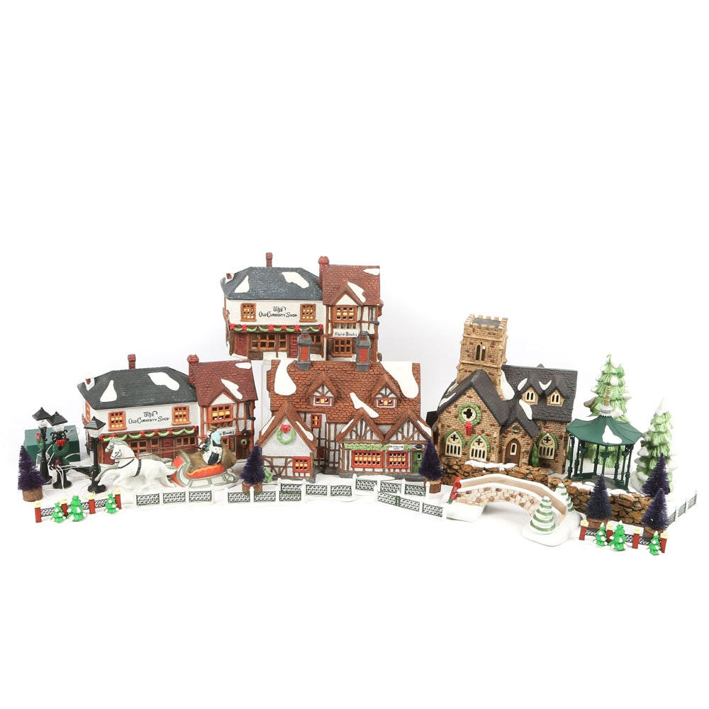 "Department 56 ""Dickens Village"" Series and Accessories"