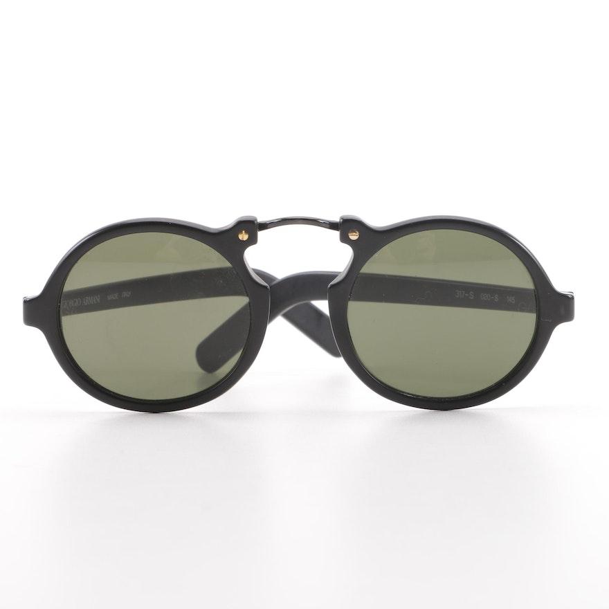 de3fe16d542 Giorgio Armani 317-S Gatsby Sunglasses   EBTH