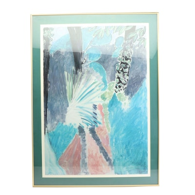53beb34bc48 Offset Lithograph after Henri Matisse