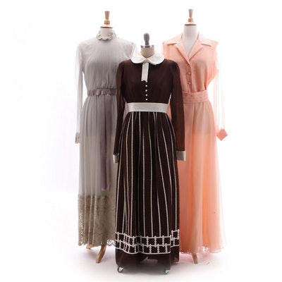85b9e6e390d MICHAEL Michael Kors and Misook Black Dresses   EBTH