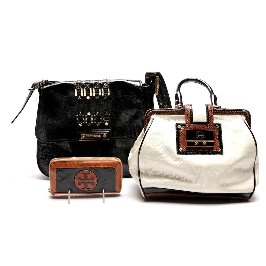 Tory Burch Handbags and Wallet   EBTH 9ed3376f84