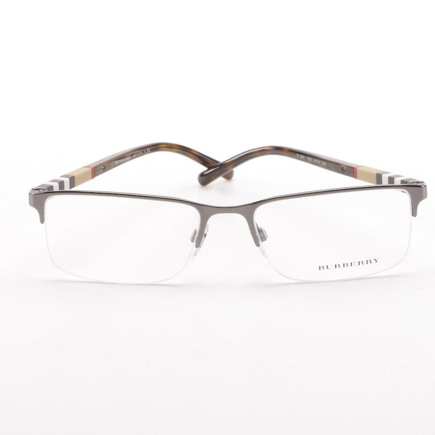 9842d570bda Burberry B 1282 Eyeglasses   EBTH