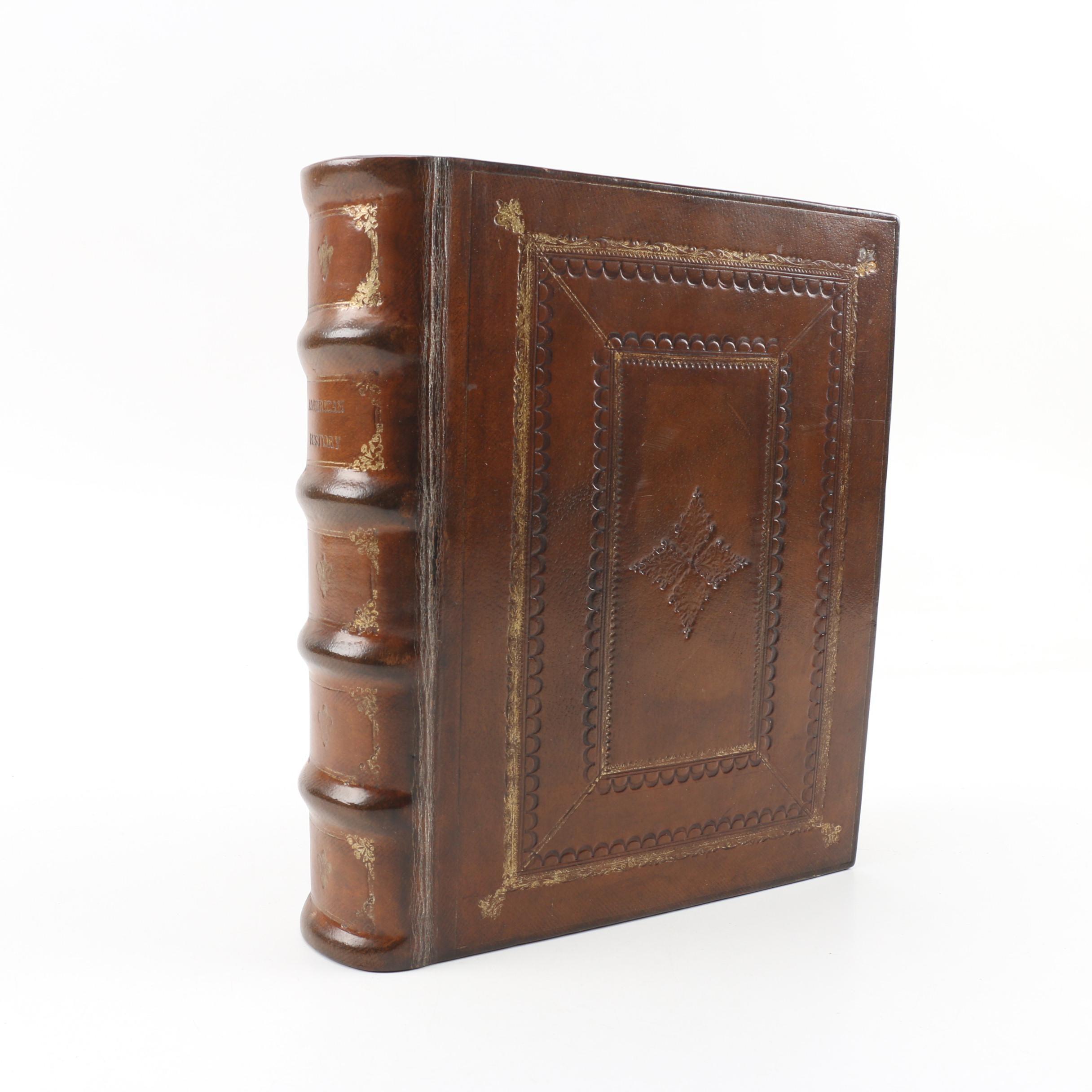 Maitland-Smith Decorative Book Box