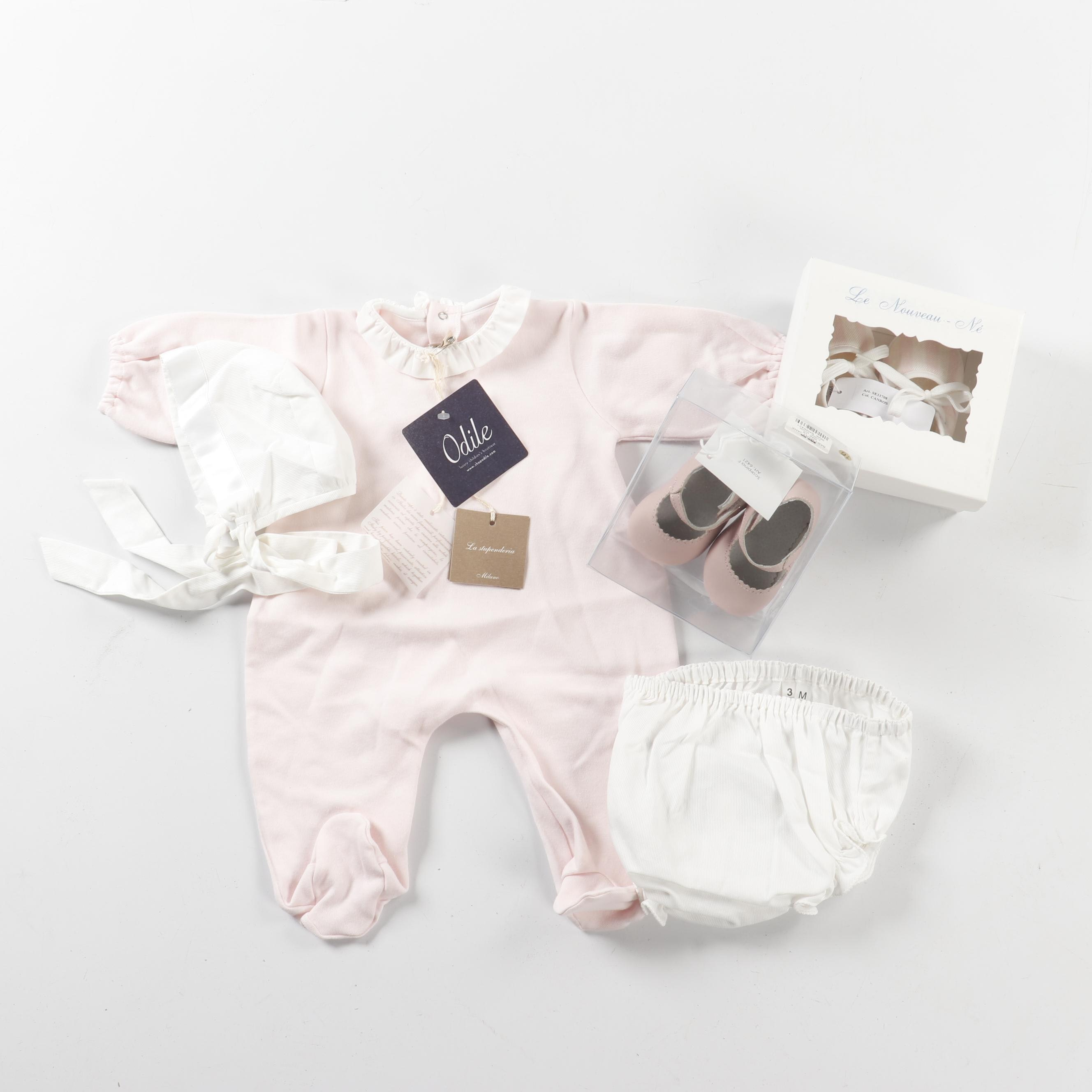 Infants' Clothing Separates Including Odile, La Stupenderia and Baroni