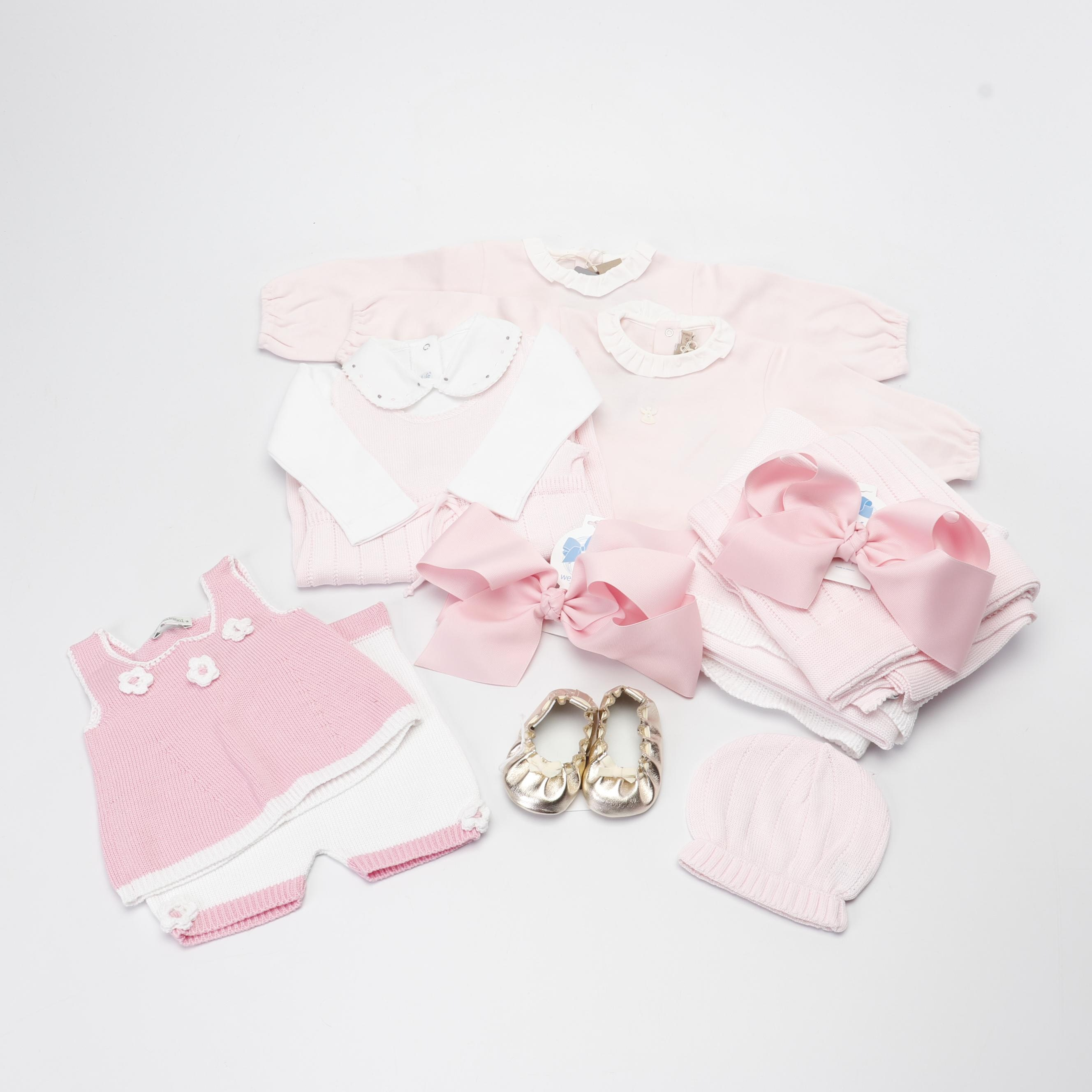 Baby Girls' Clothing, Blankets and Accessories