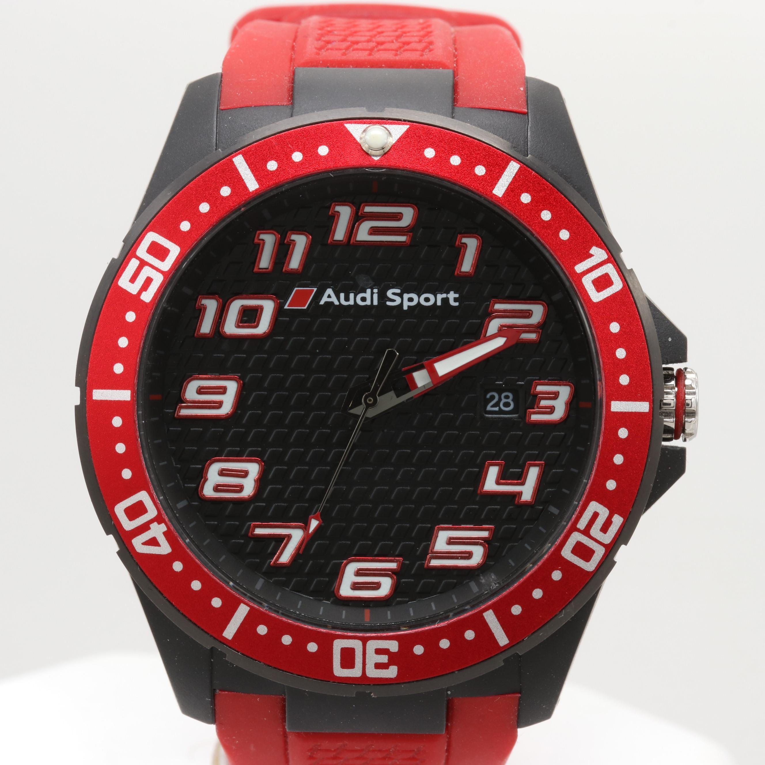 Audi Sport  Quartz Wristwatch