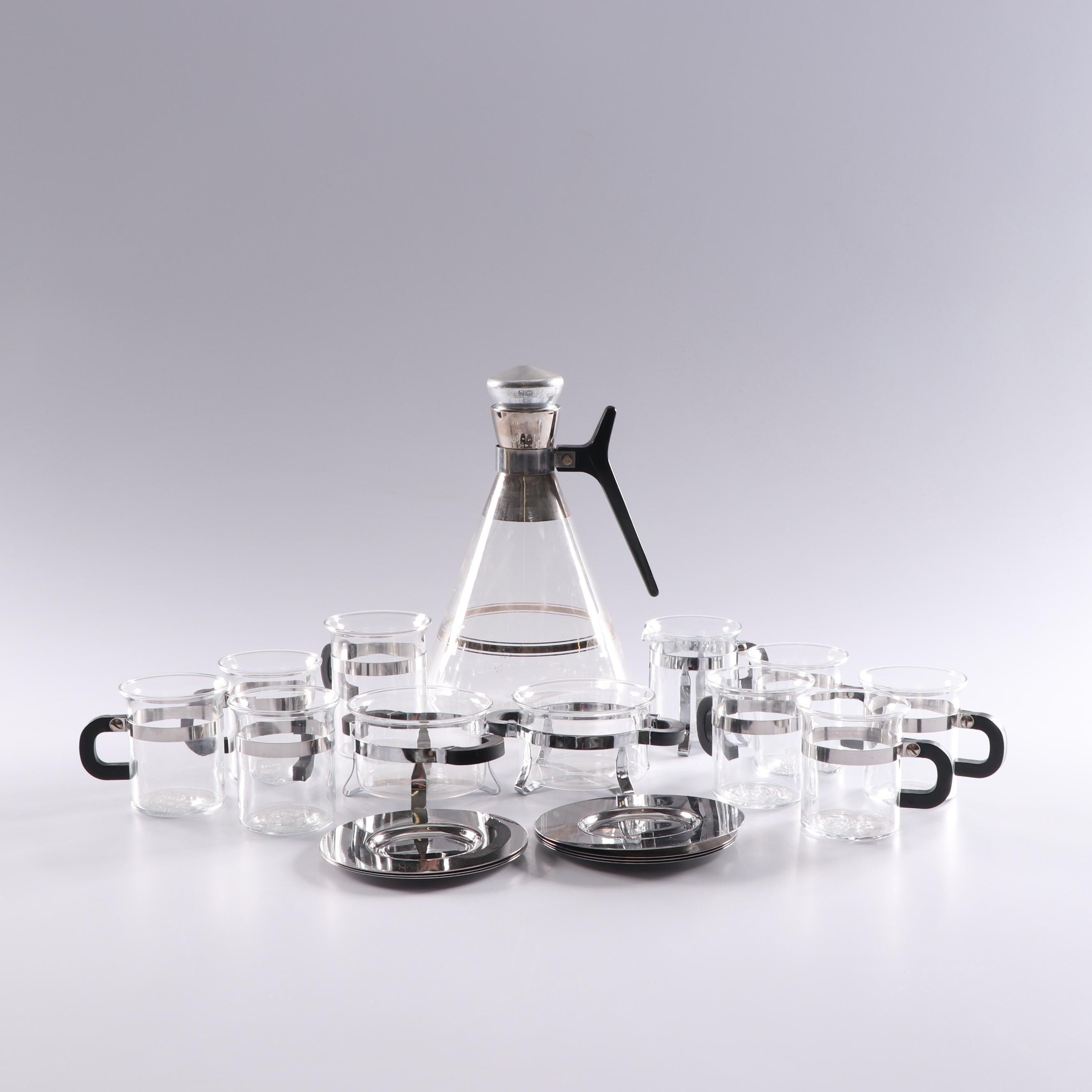 Bodum Glass Coffee Set