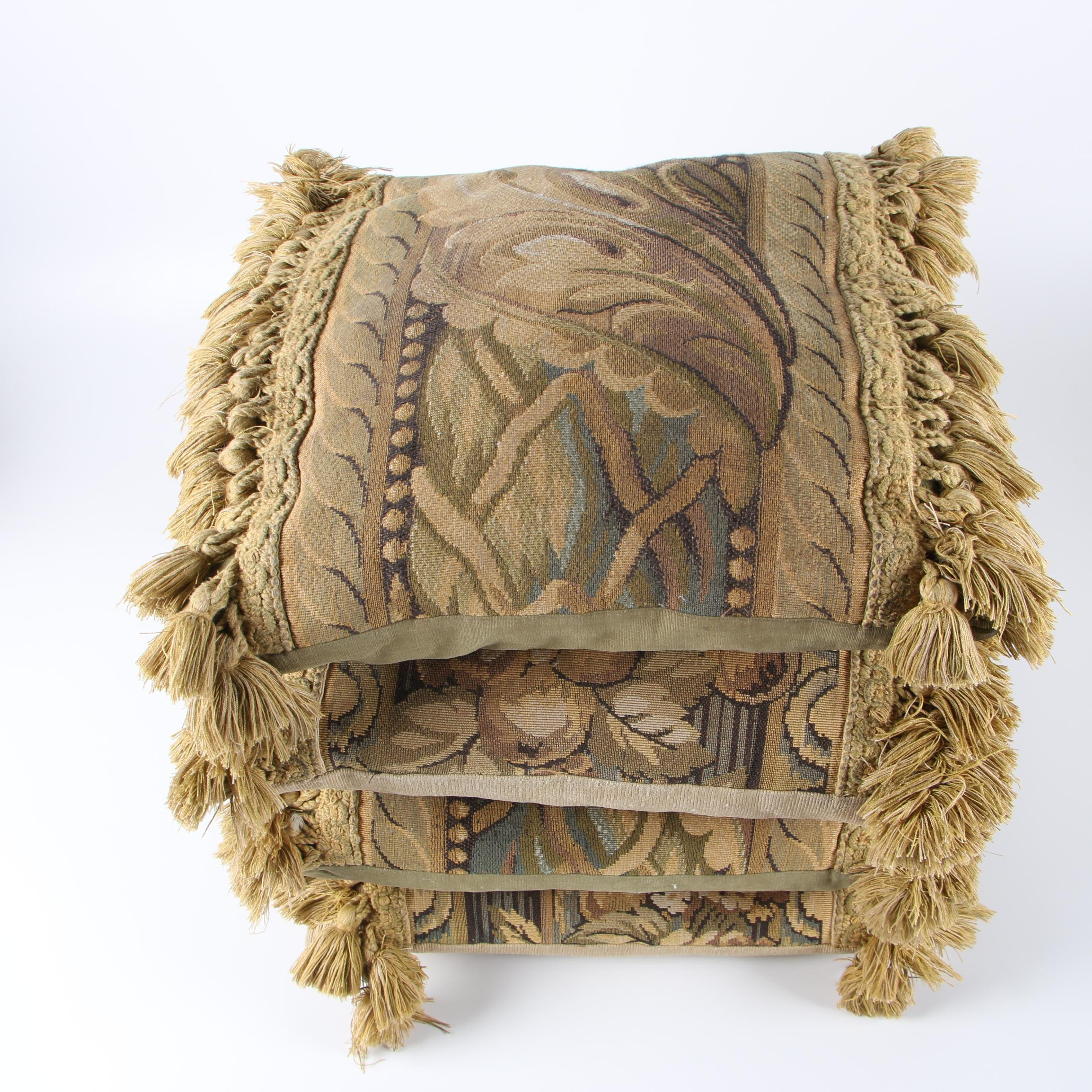 Decorative Tapestry Style Pillows