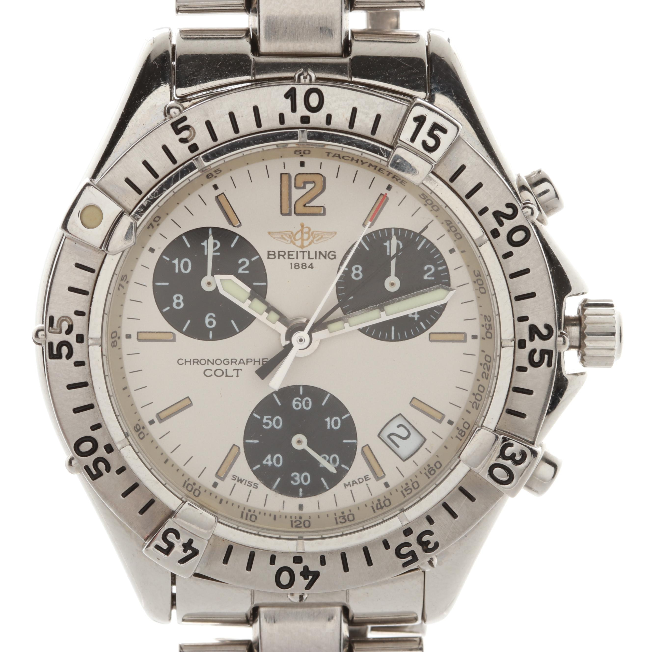 Breitling Chrono Colt Quartz Wristwatch