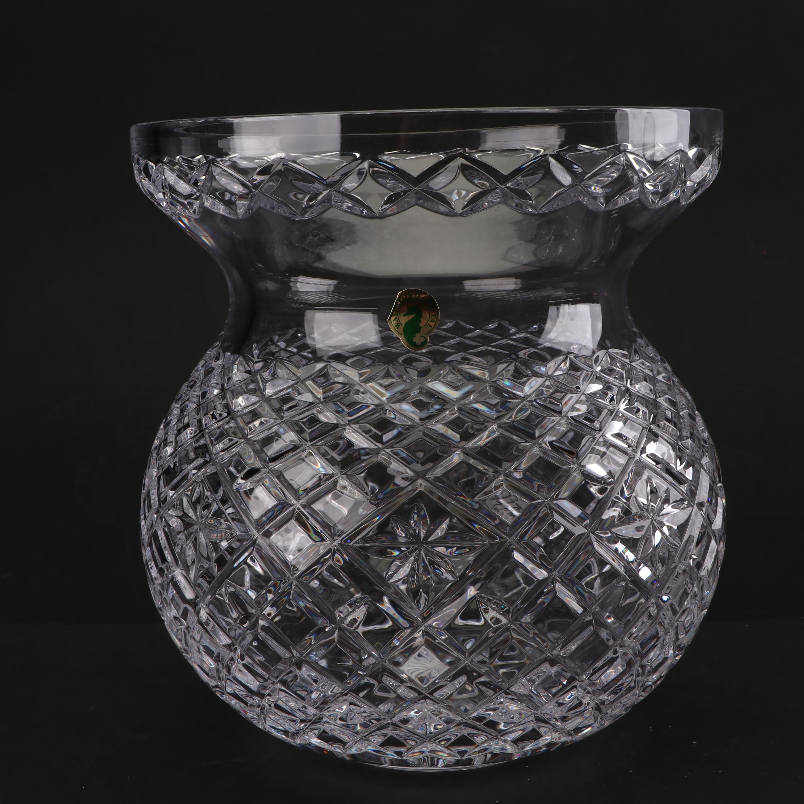 Waterford Crystal Bouquet Vase