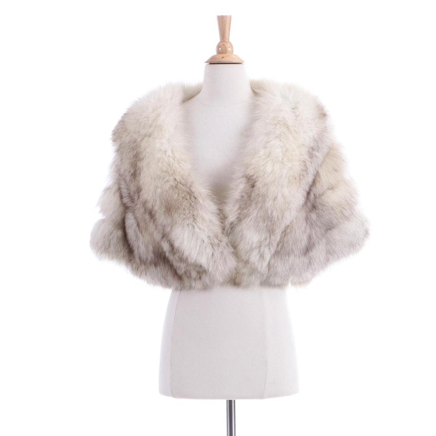 Vintage McAlpin's Fox Fur Stole