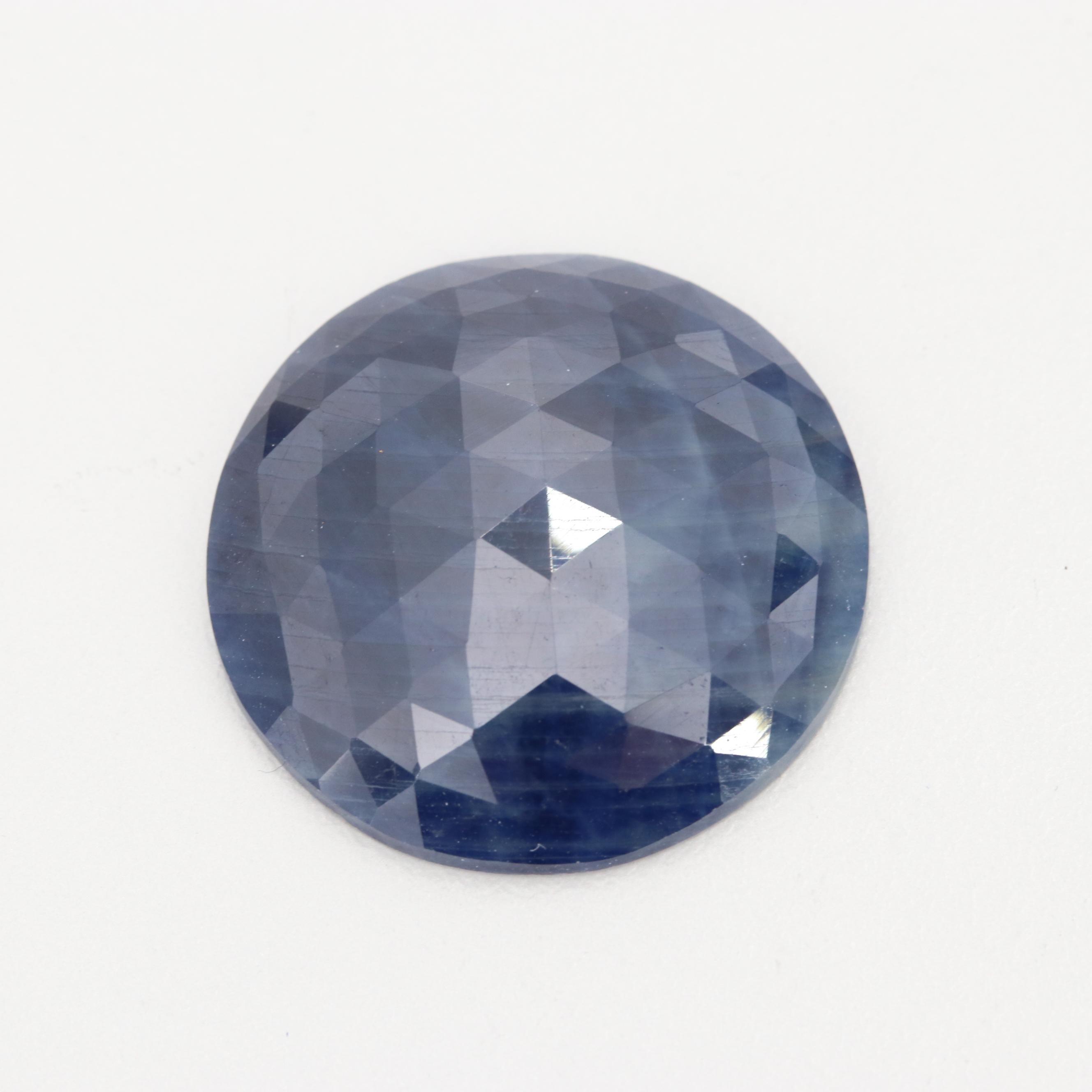 Loose 36.31 CT Sapphire Gemstone