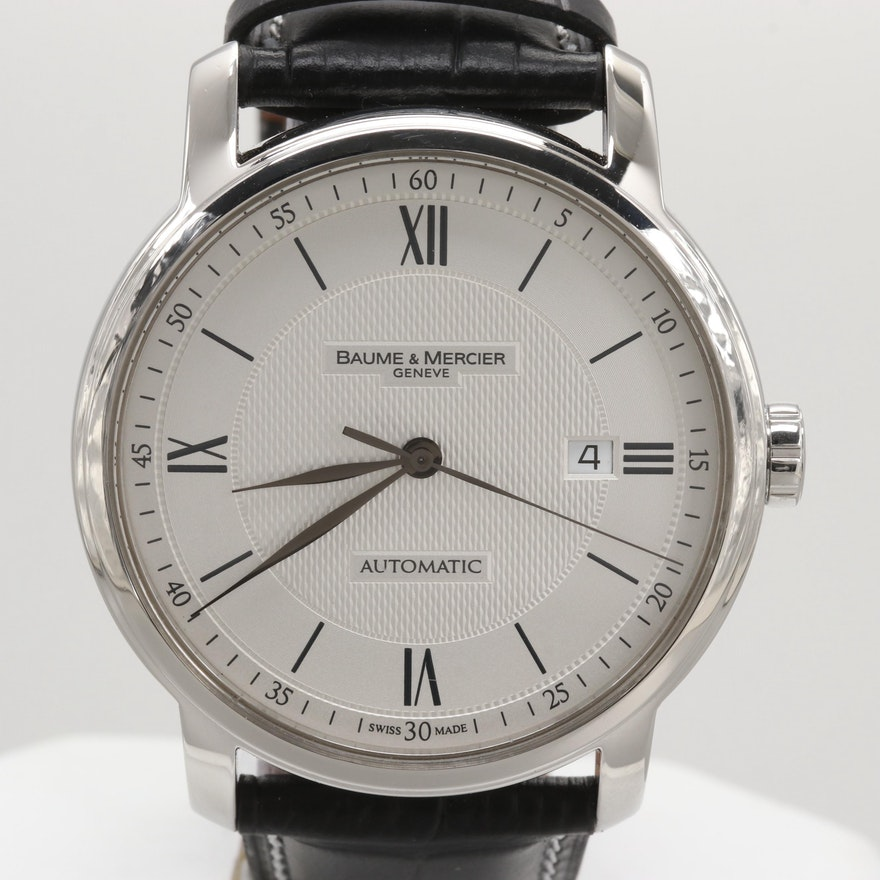 Baume & Mercier Classima XL Automatic Wristwatch