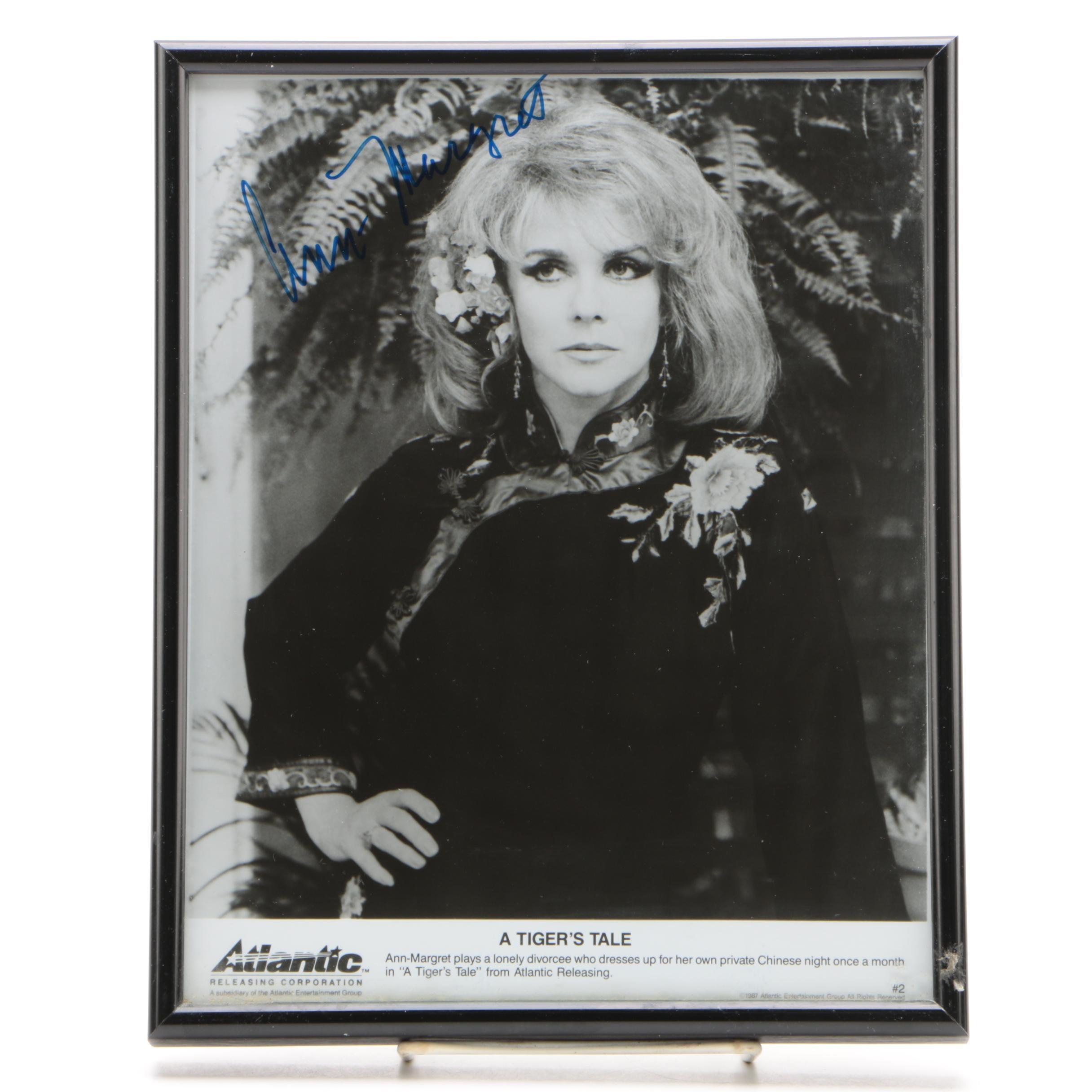 Ann-Margret Autographed Photo