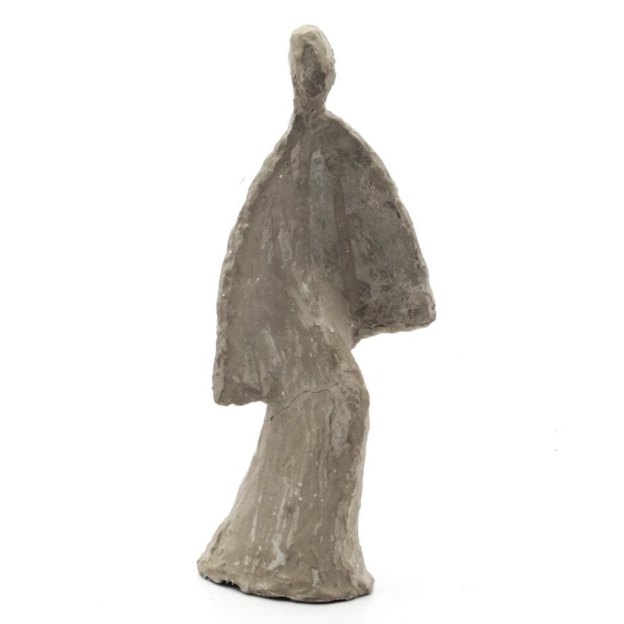 Klaus Otten Cement Sculpture