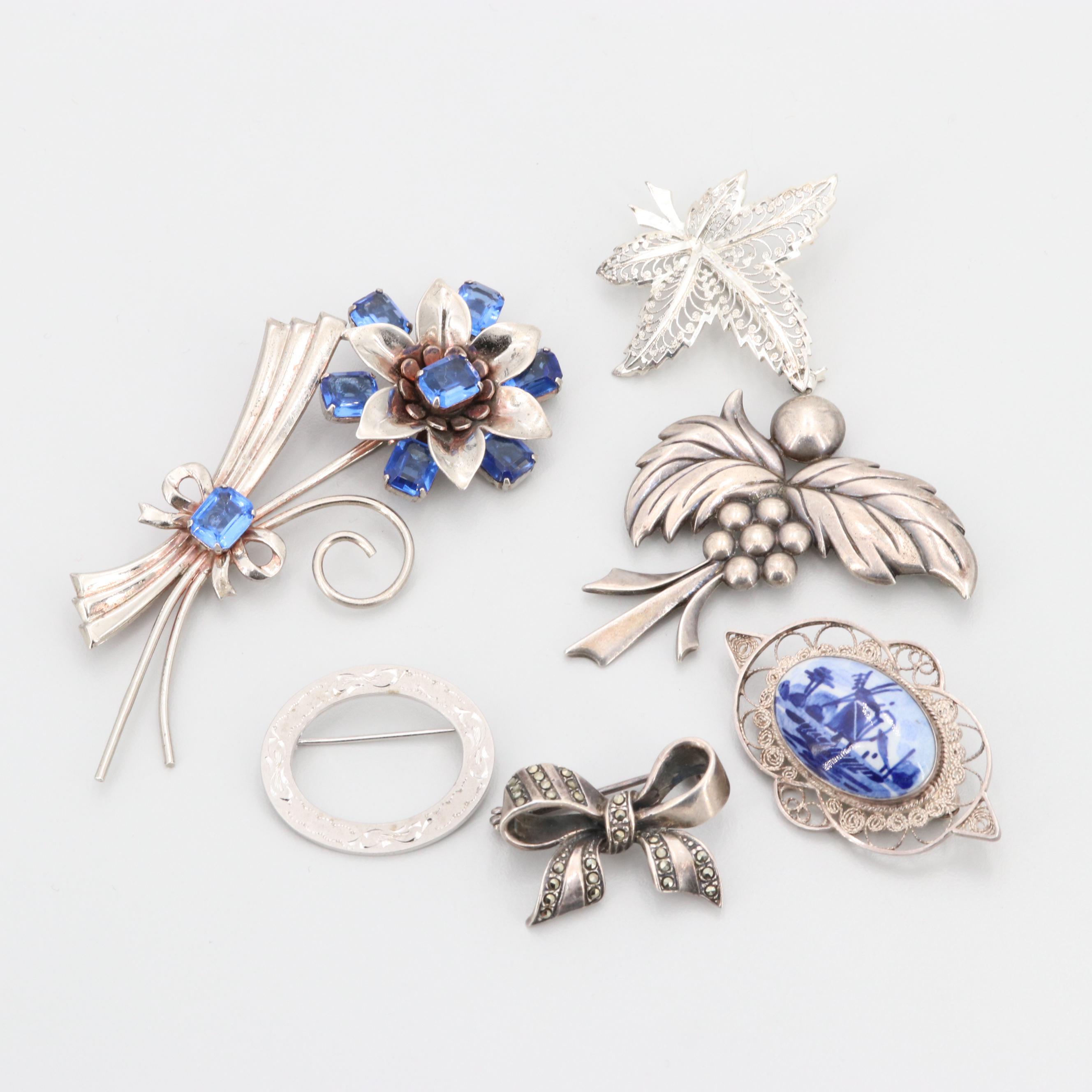 Delft Silver 3 Piece Set