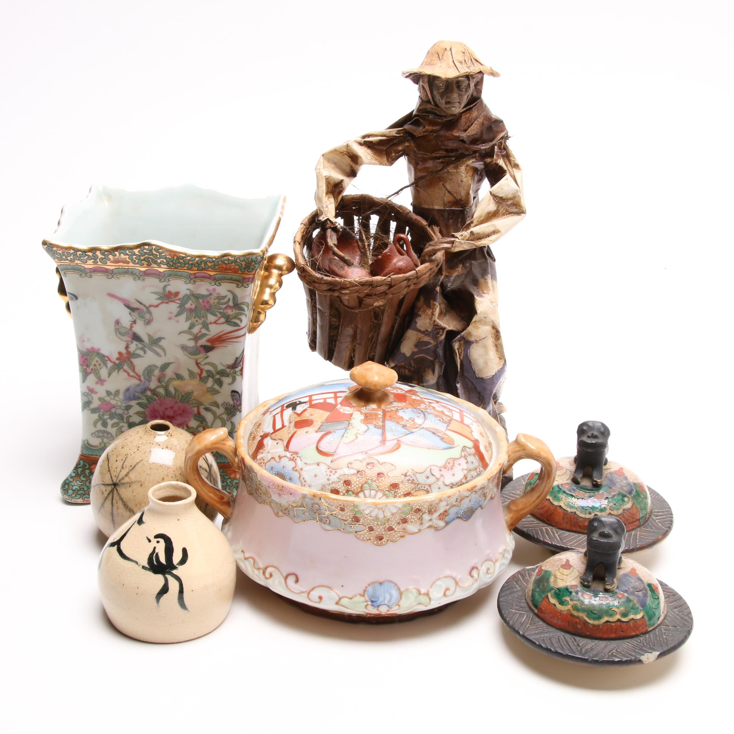 Decorative Asian Ceramics and More