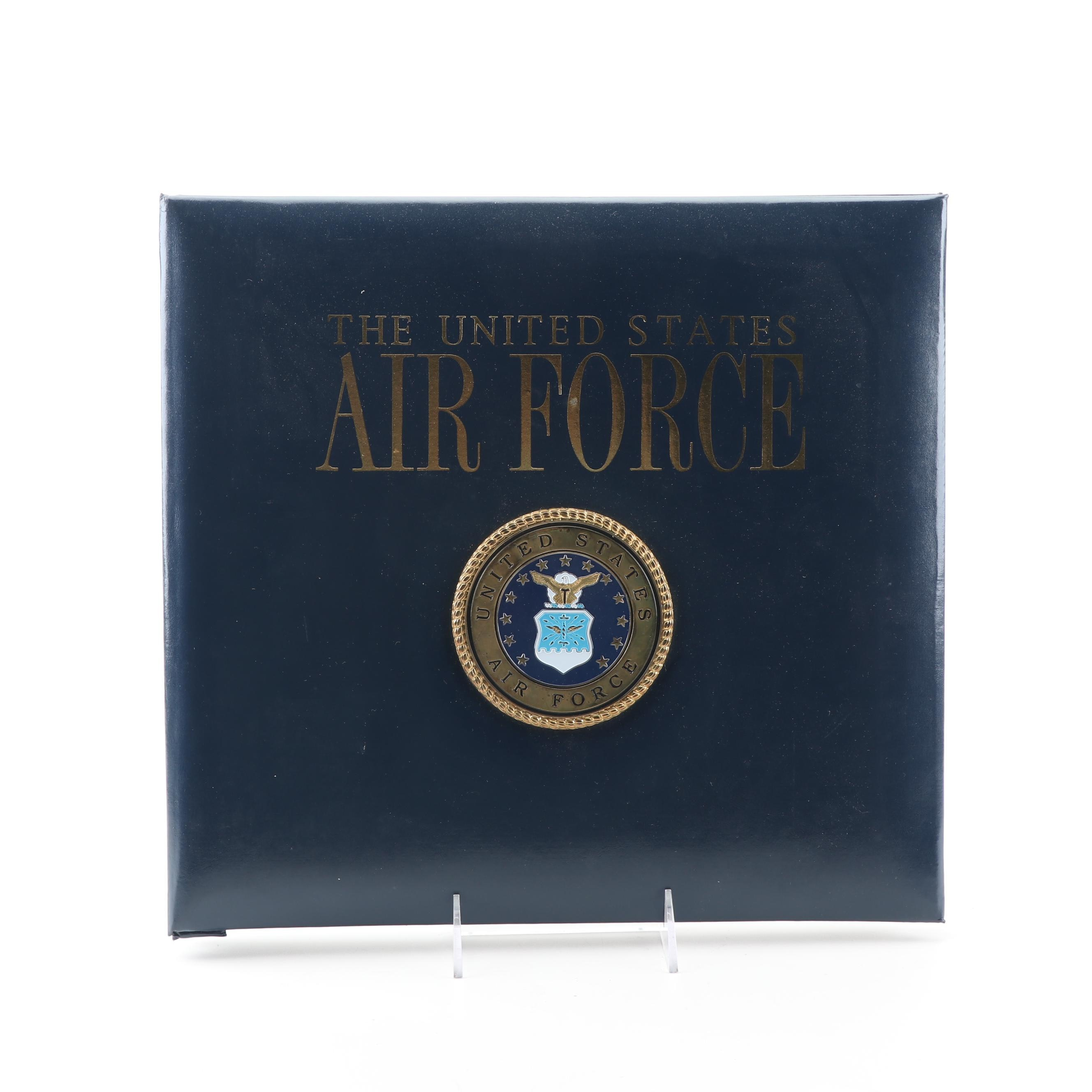 United States Air Force Scrapbook