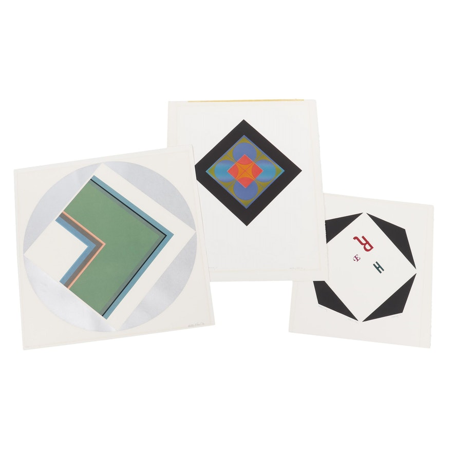 Carlos Davila and Other Geometric Etchings