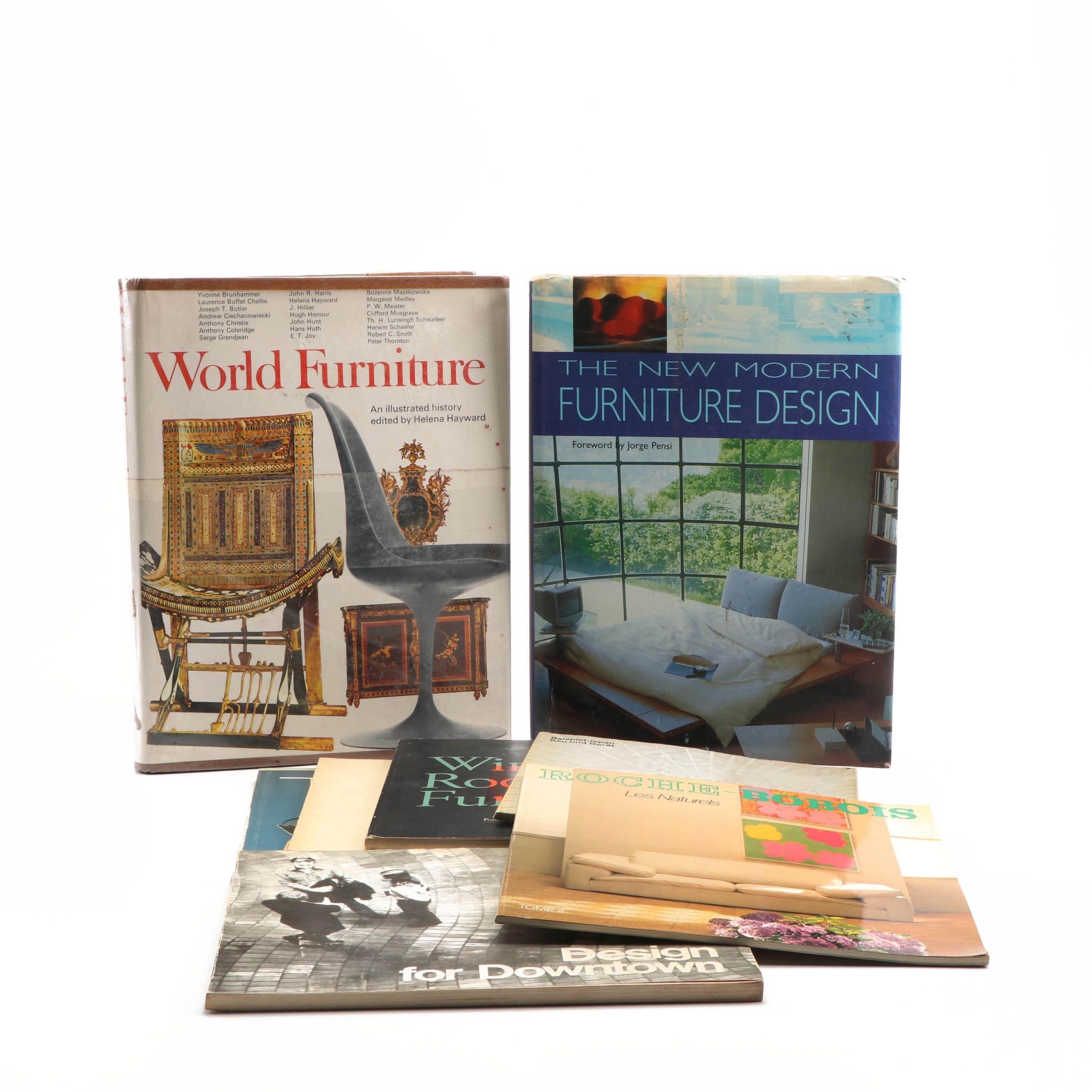 Architecture and Interior Design Books
