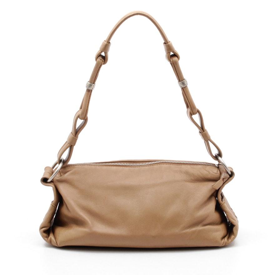 1f060f90fc2a Bottega Veneta Leather Shoulder Bag   EBTH