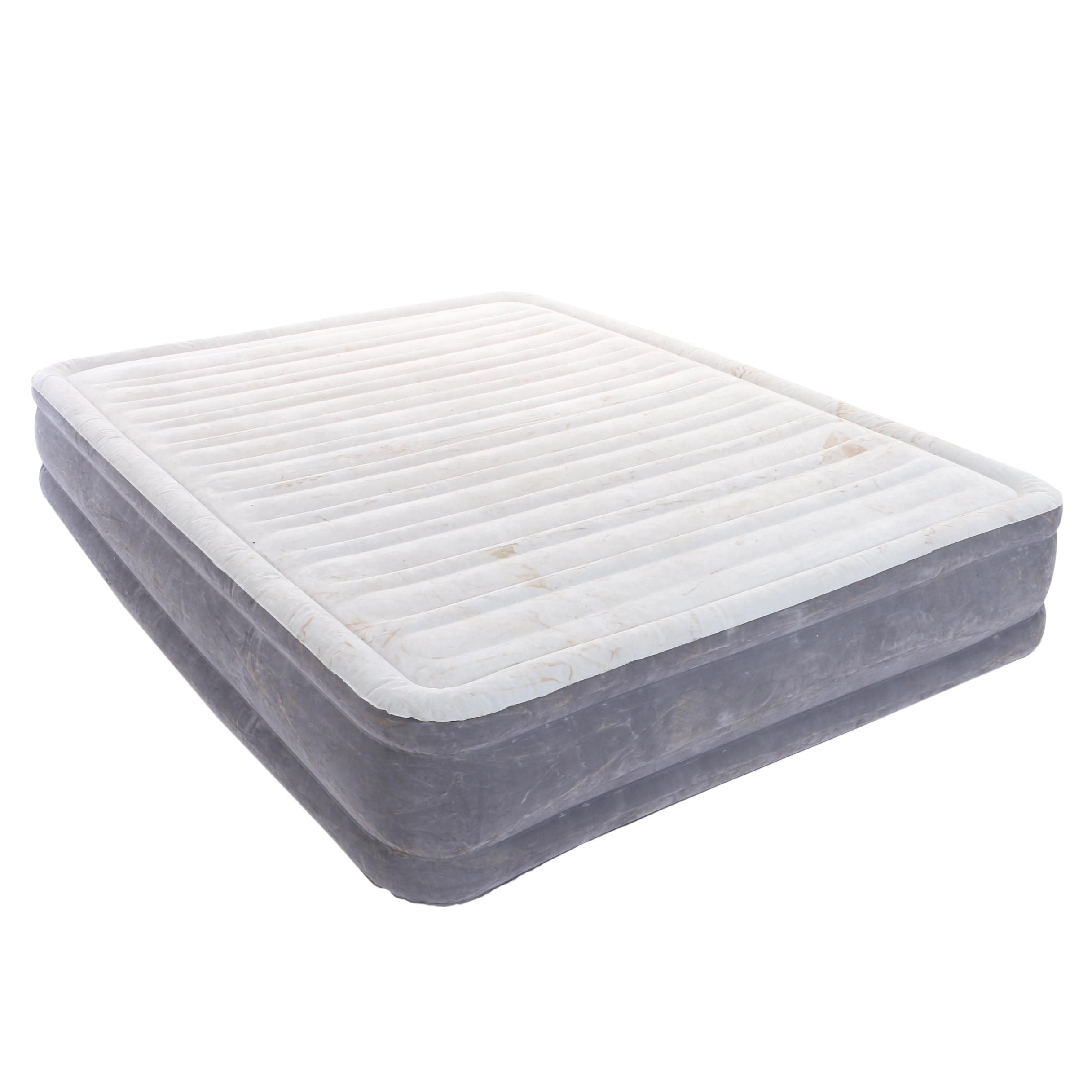Intex Air Mattress with Built-In Pump