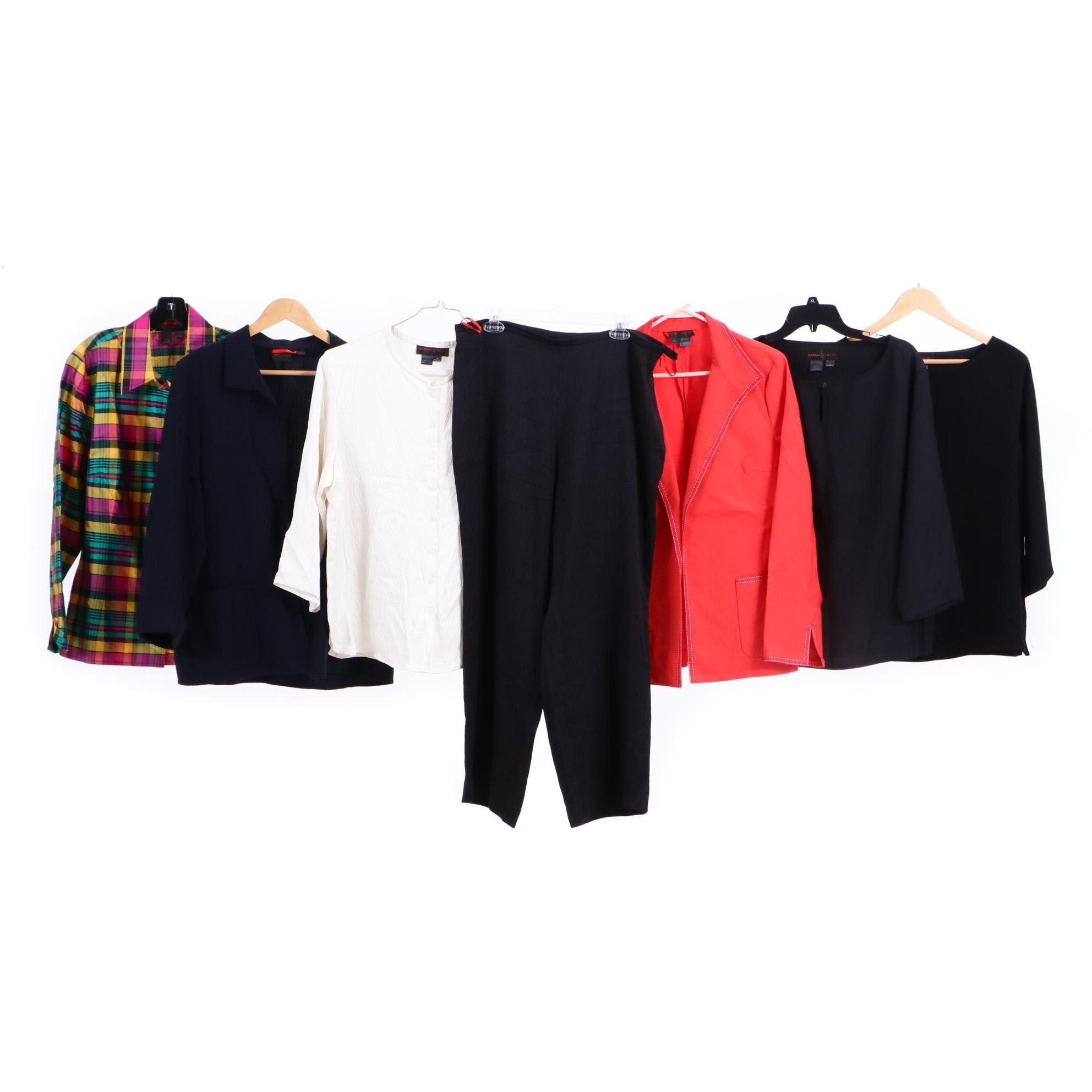 Nina Mclemore Shirts, Jackets and Pants