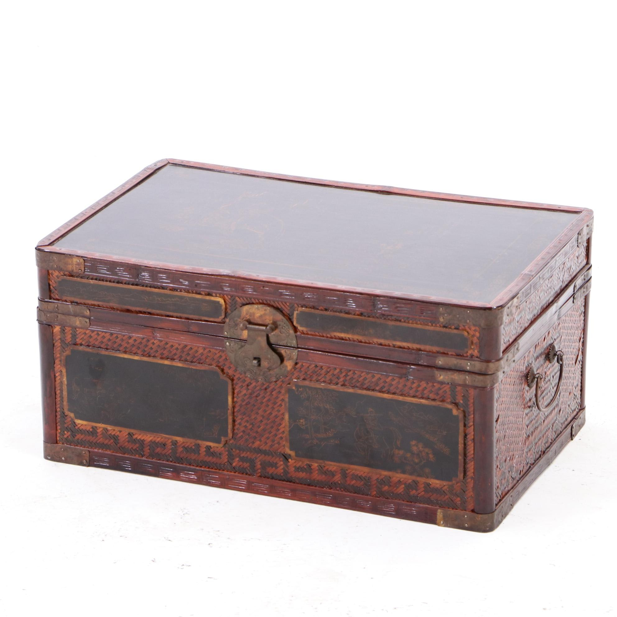 Chinese Style Small Chest