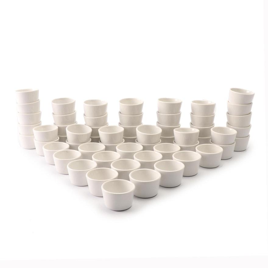 IKEA Ceramic Sauce Dishes
