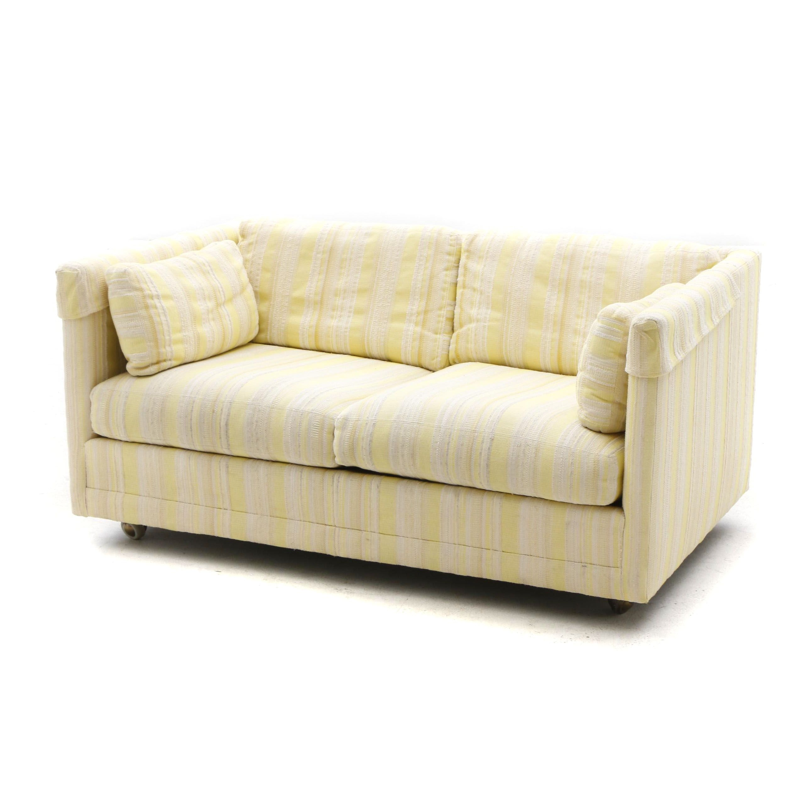 Vintage Loveseat by Drexel Furniture