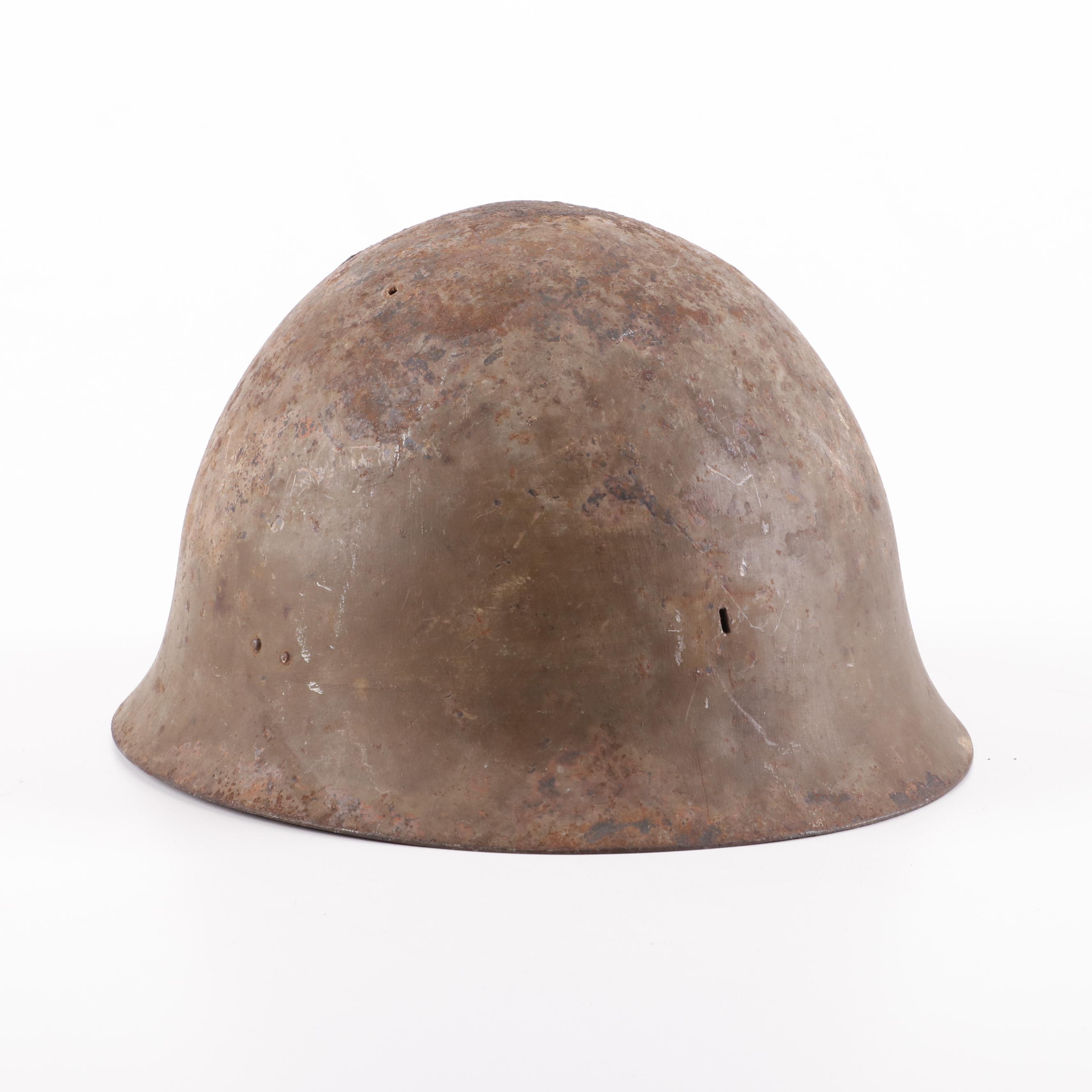 World War II Era Imperial Japanese Army Helmet
