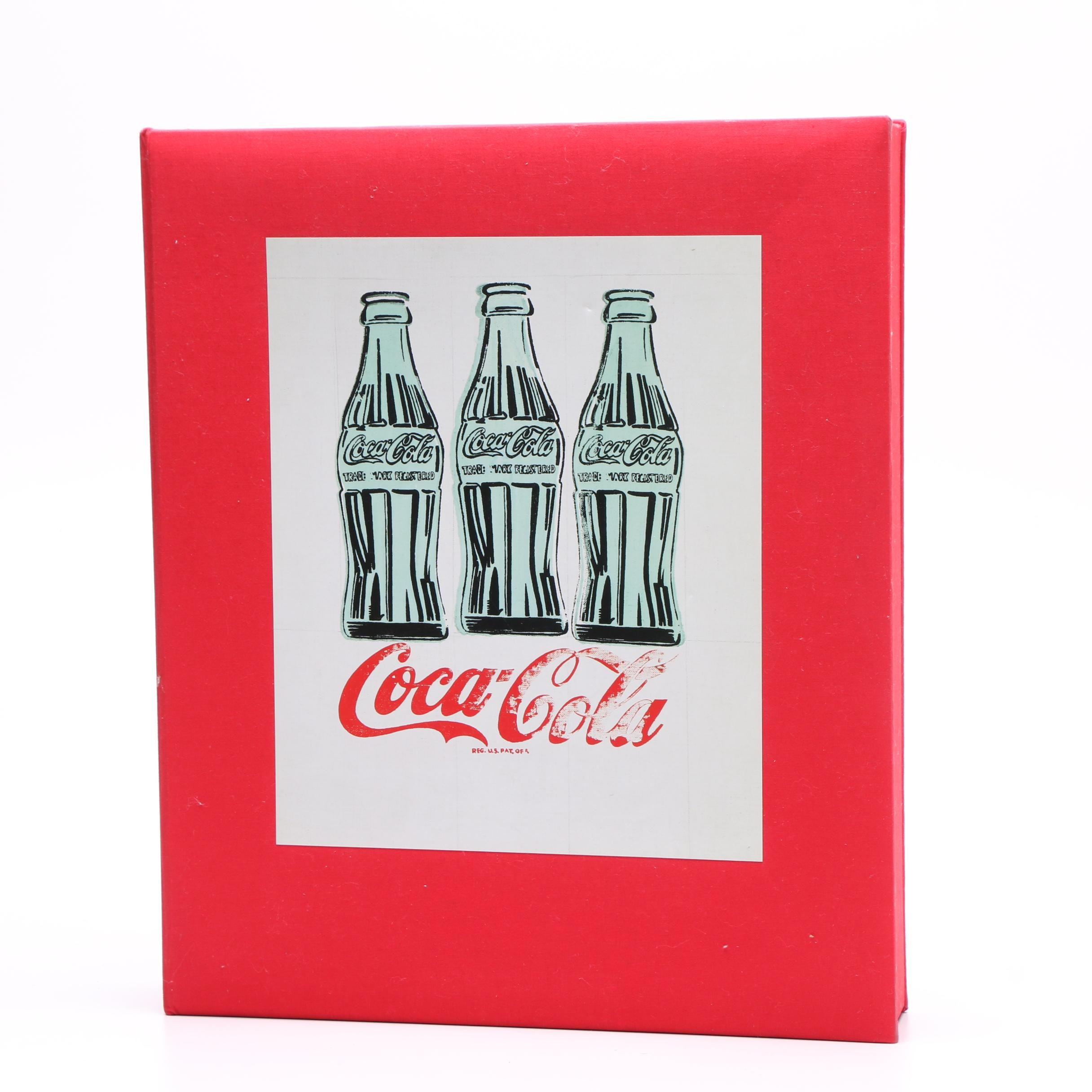 Coca-Cola Special Edition Book with Slipcase