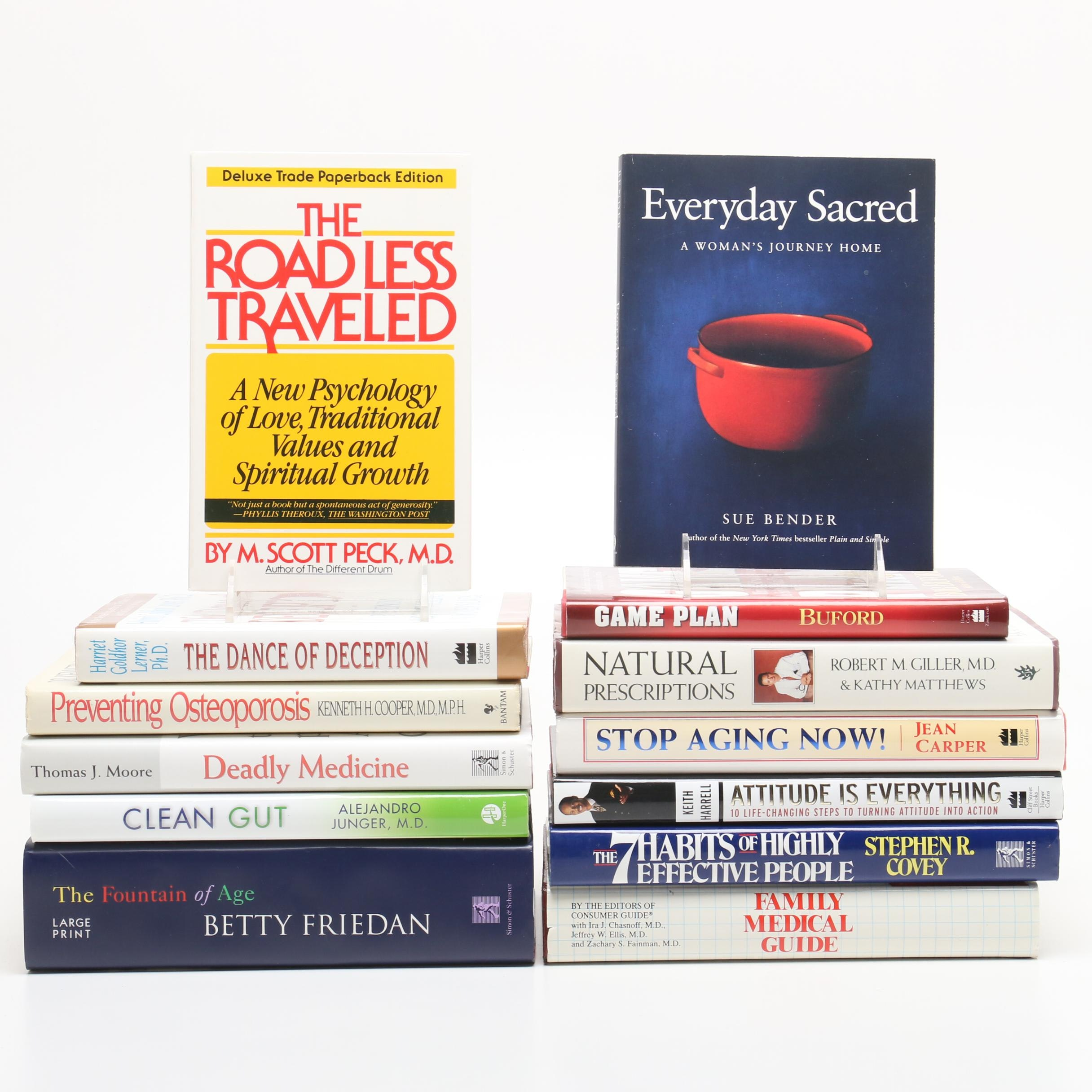Health and Well-Being Book Collection