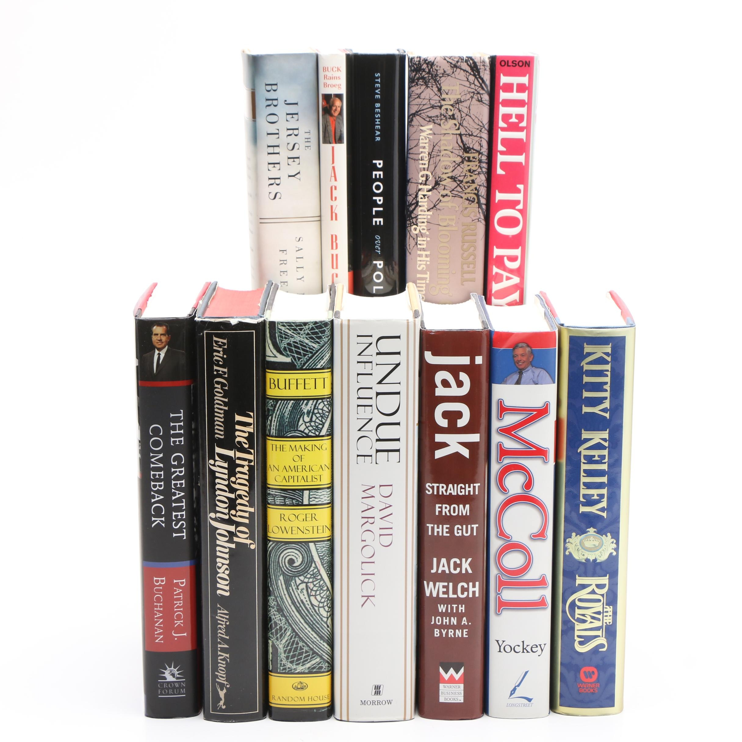 Biographical Book Collection