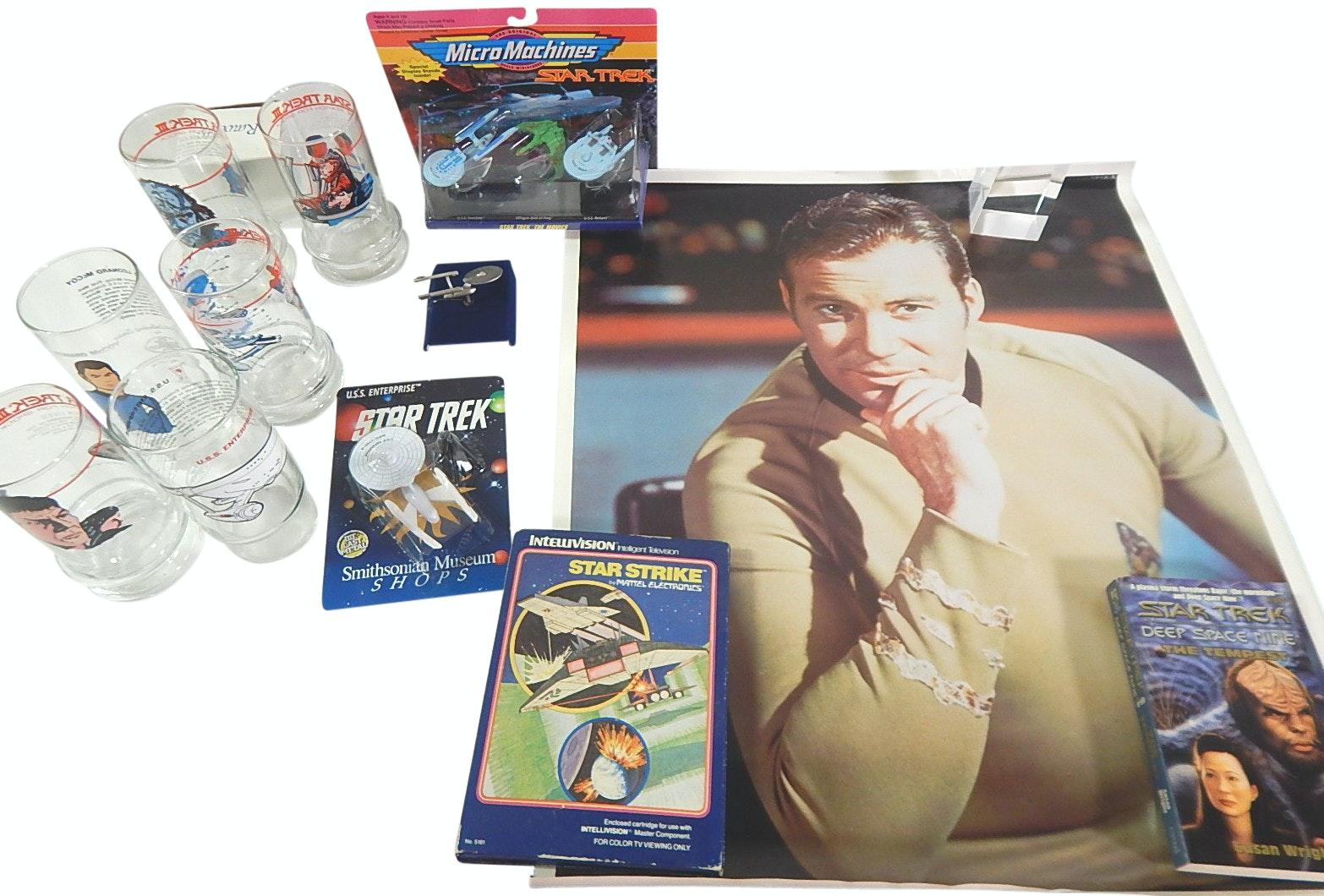 """Star Trek"" Memorabilia and Collectibles"