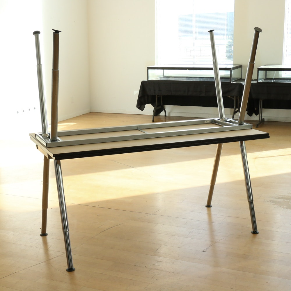 "IKEA ""Galant"" Utility Work Tables"