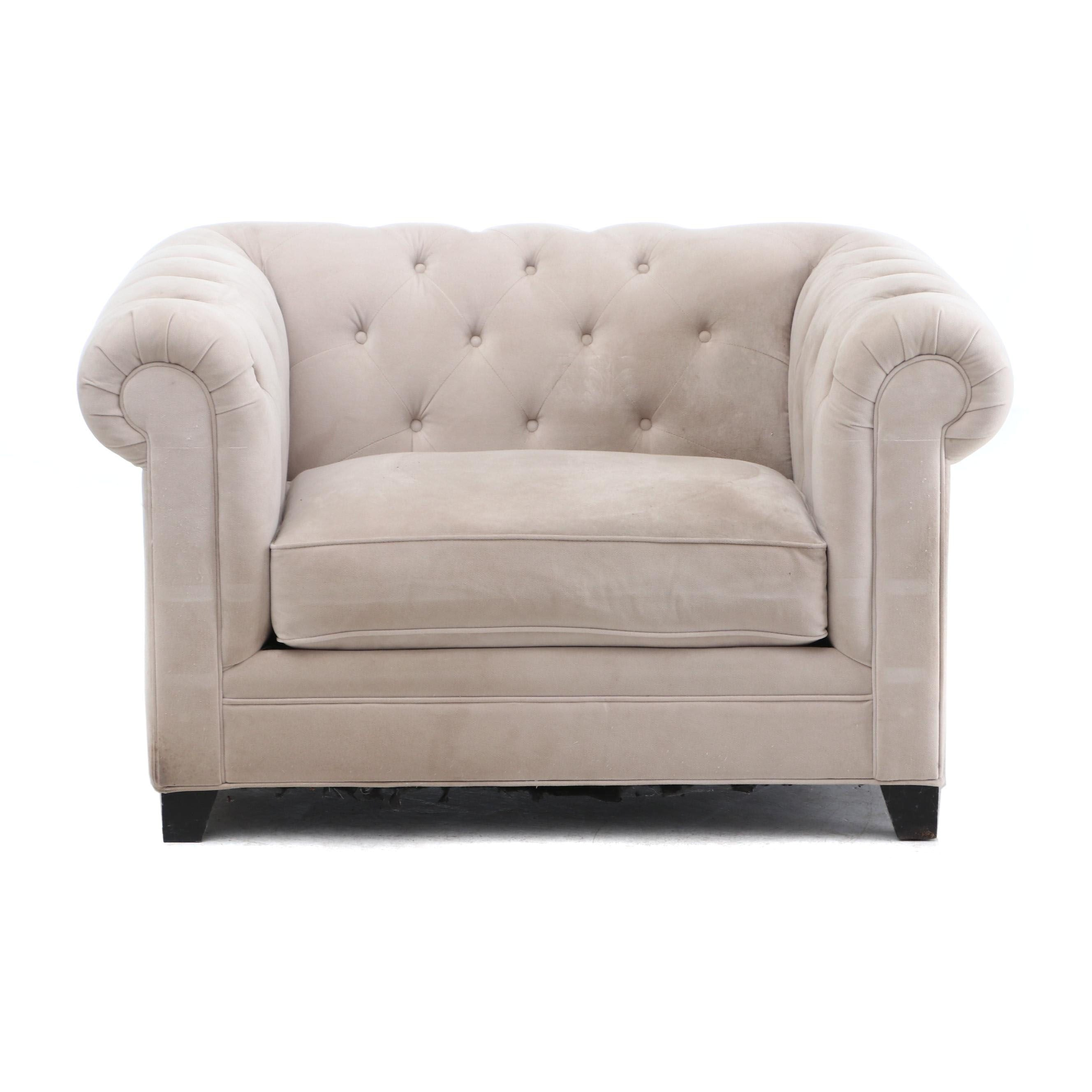 Over Sized Club Chair from the Martha Stewart Collection