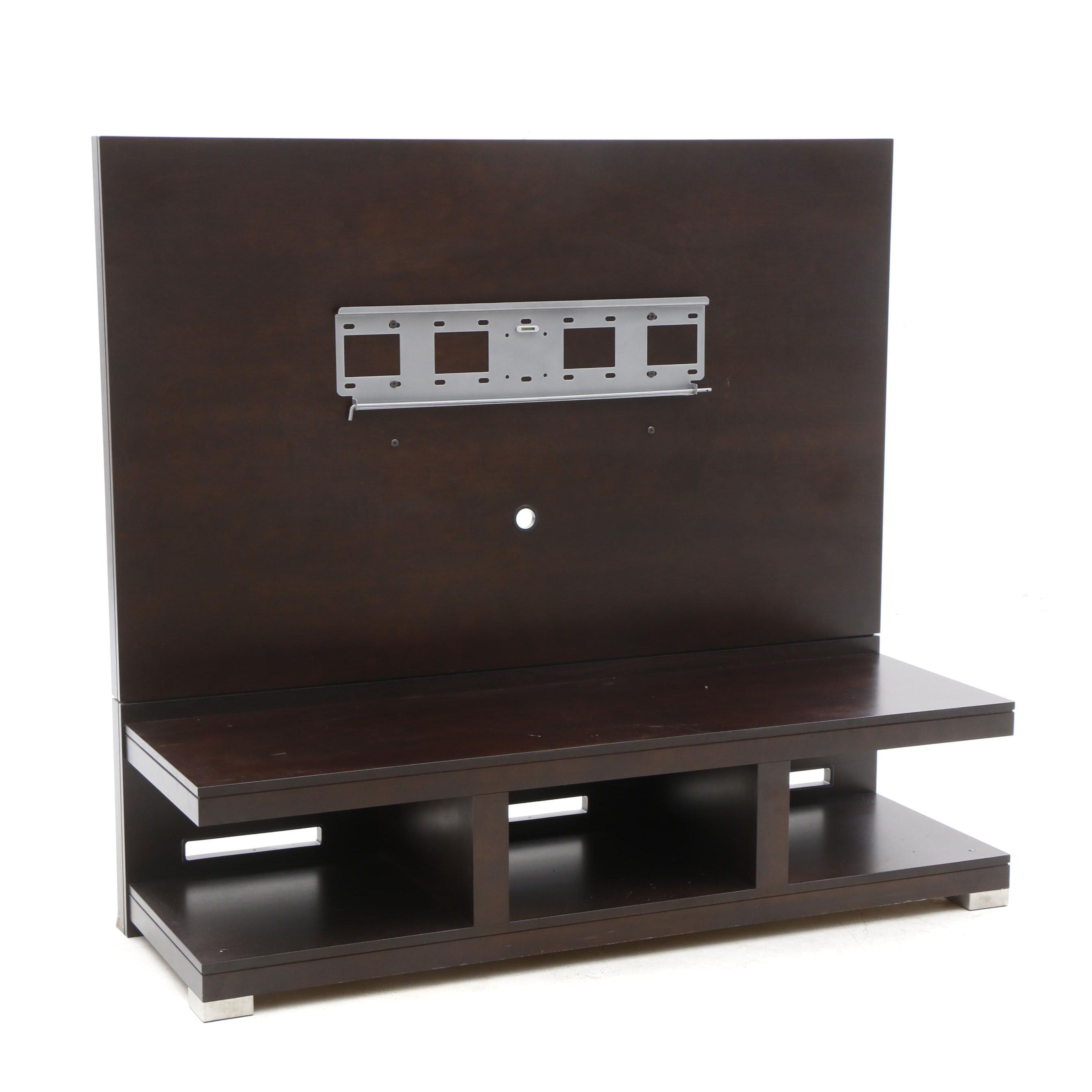 JSP Entertainment Cabinet in Black