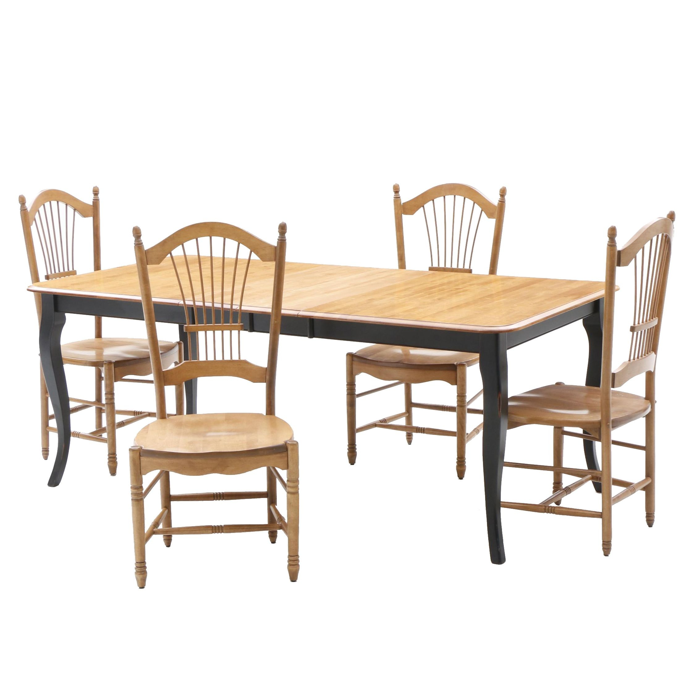 Bermex Traditional Style Dining Set