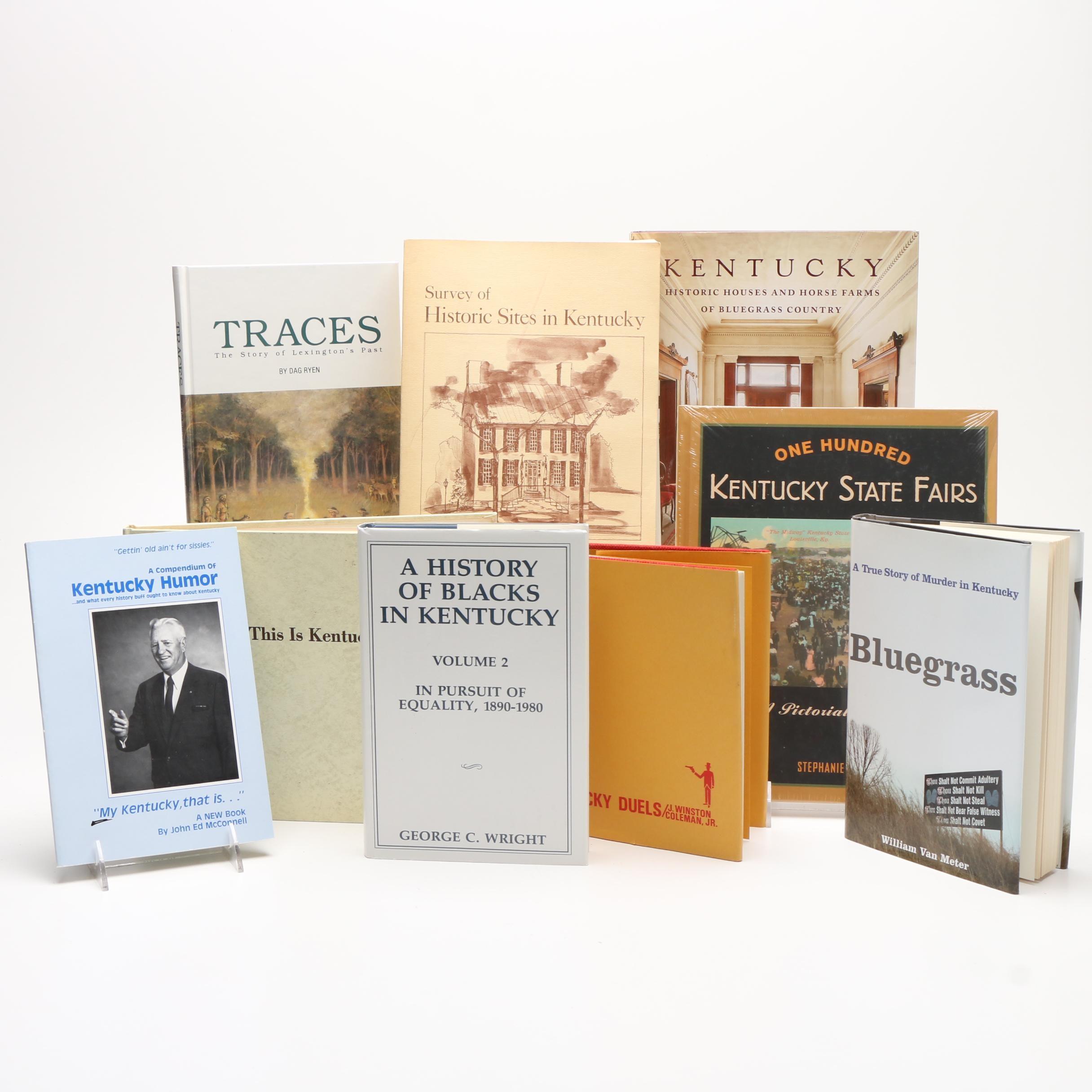Books on Kentucky