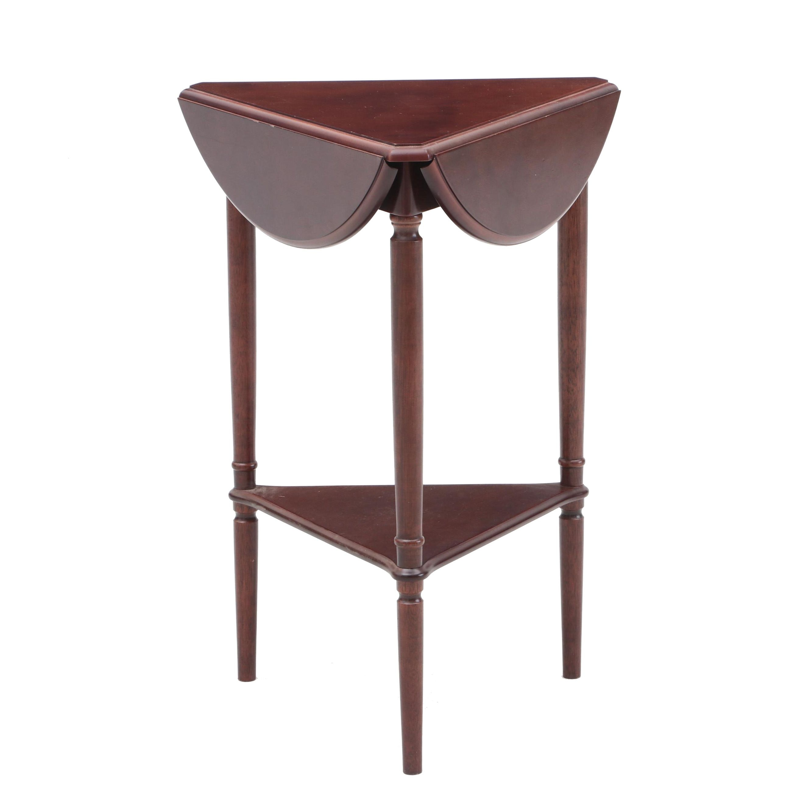Bombay Company Drop Leaf Accent Table
