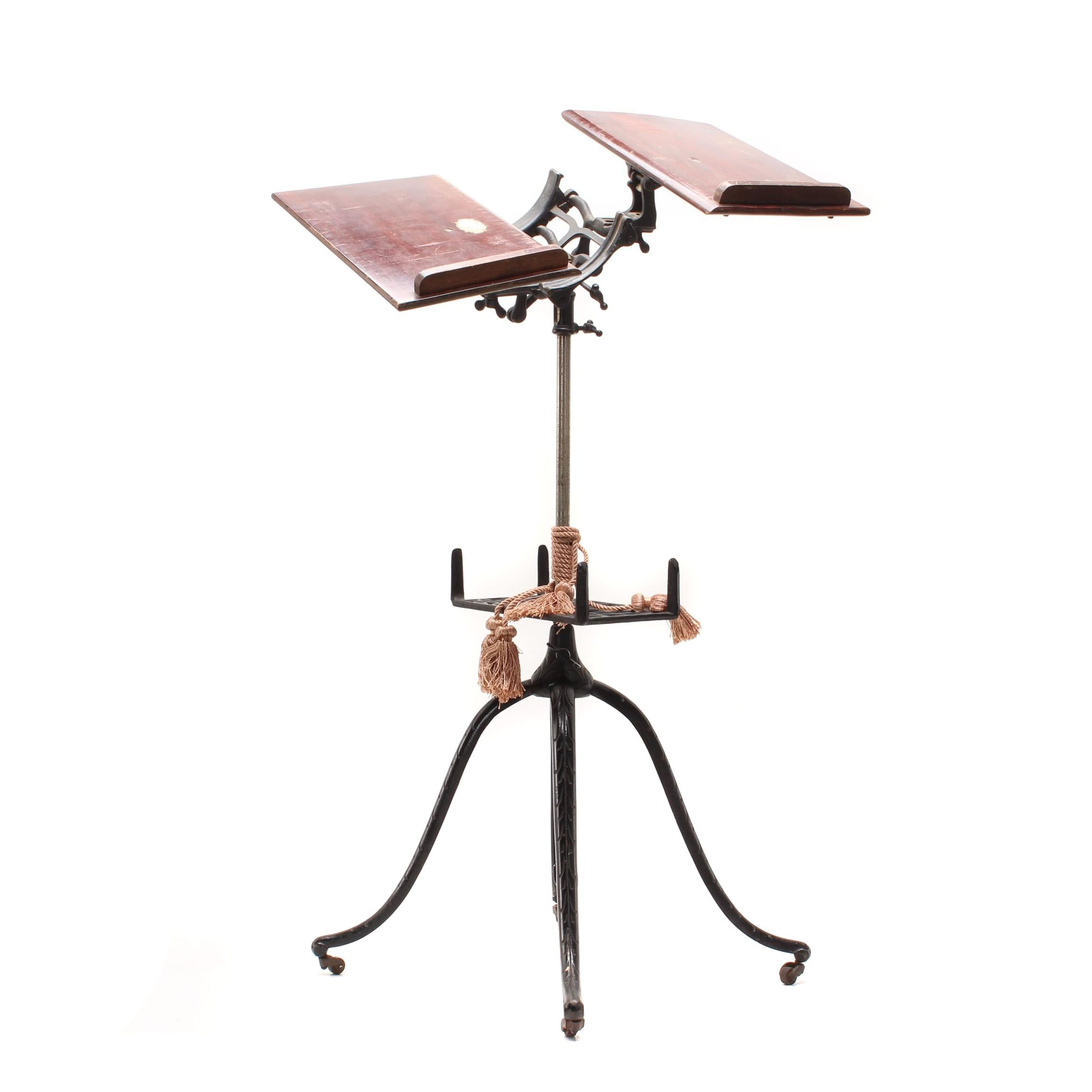 """""""The Columbia Dictionary Stand"""" by Josiah Anstice & Co. Inc., Circa 1900"""